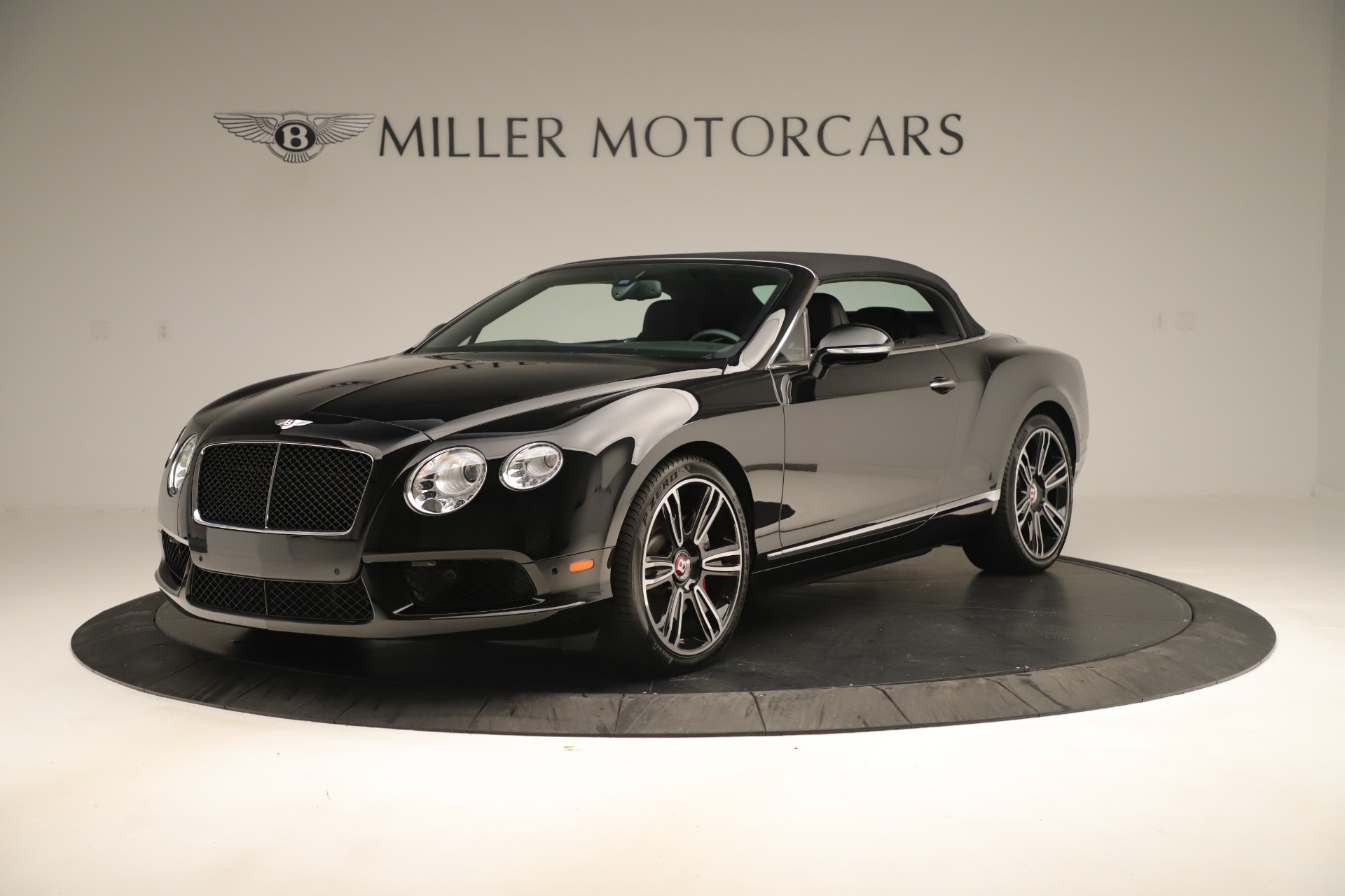 Used 2014 Bentley Continental GT V8 For Sale In Westport, CT 3435_p13