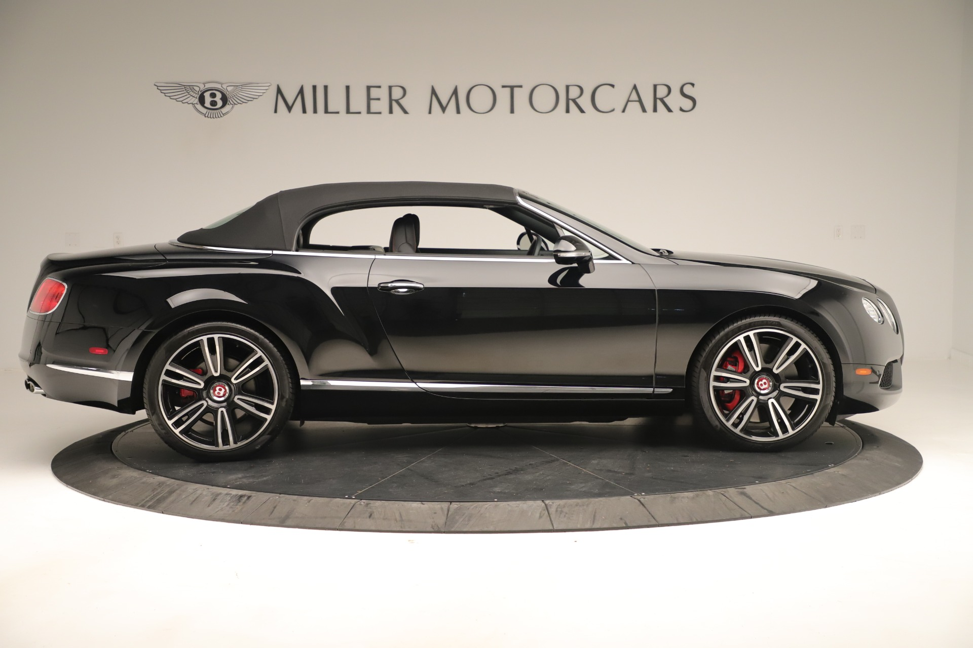 Used 2014 Bentley Continental GT V8 For Sale In Westport, CT 3435_p16