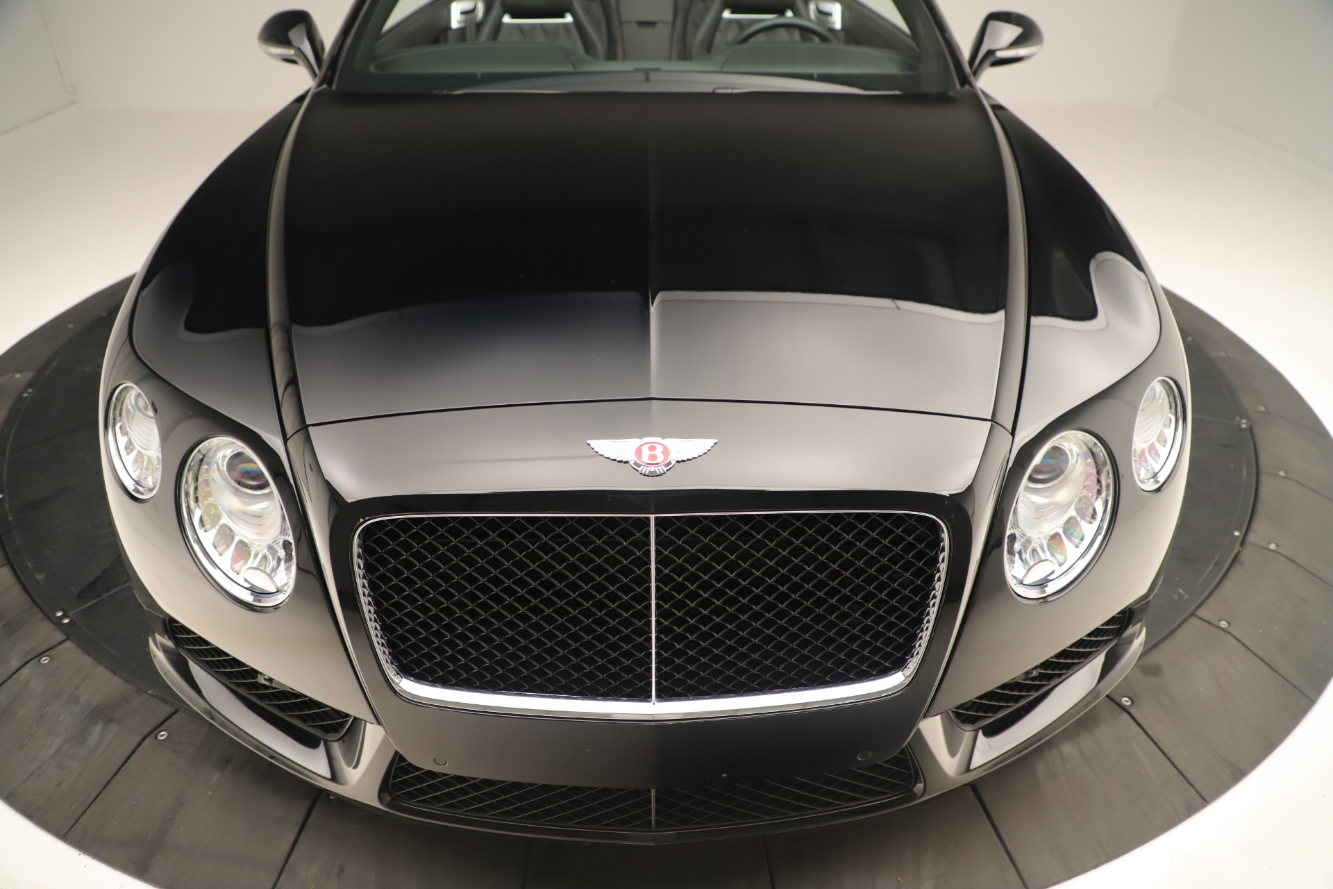 Used 2014 Bentley Continental GT V8 For Sale In Westport, CT 3435_p18