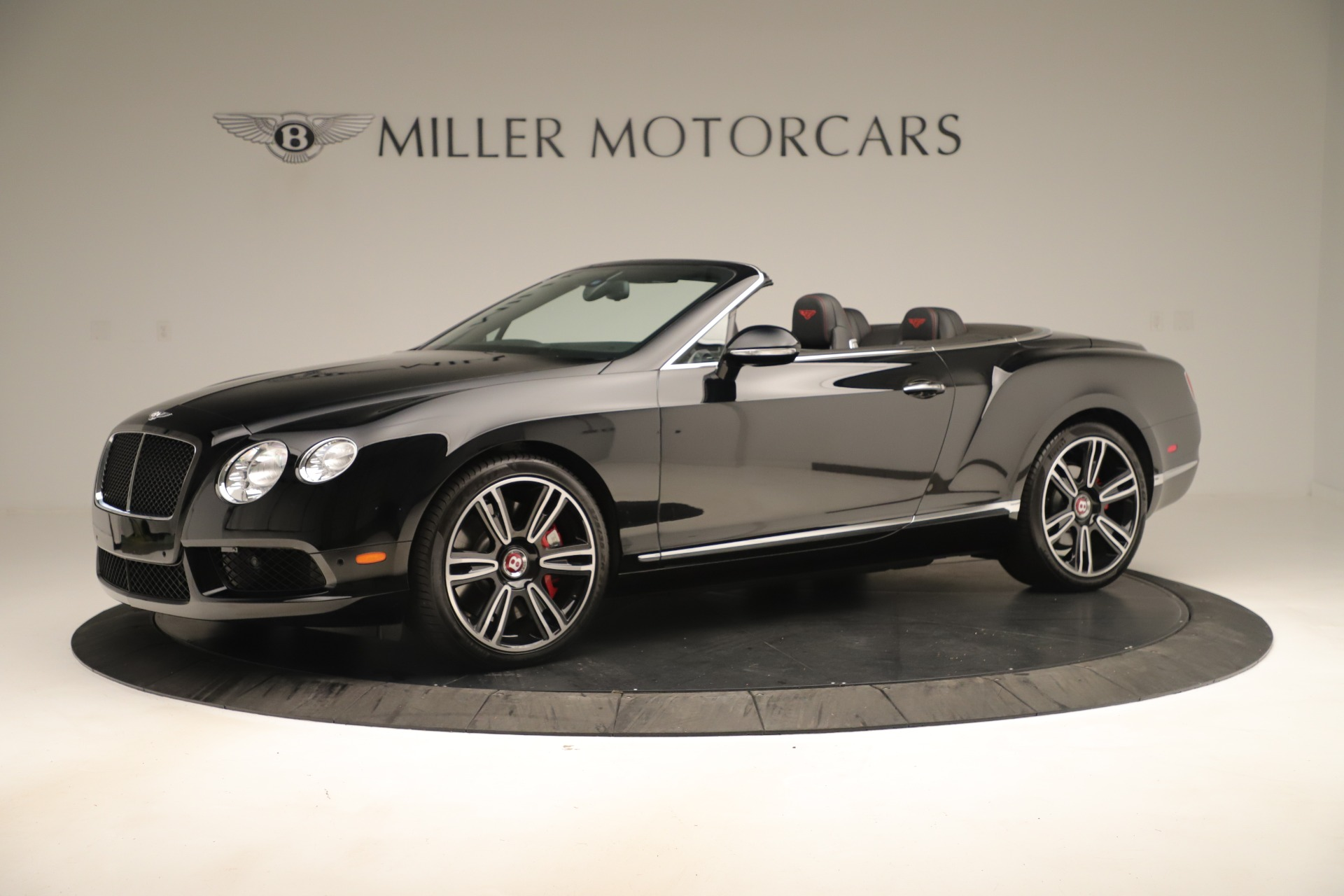 Used 2014 Bentley Continental GT V8 For Sale In Westport, CT 3435_p2