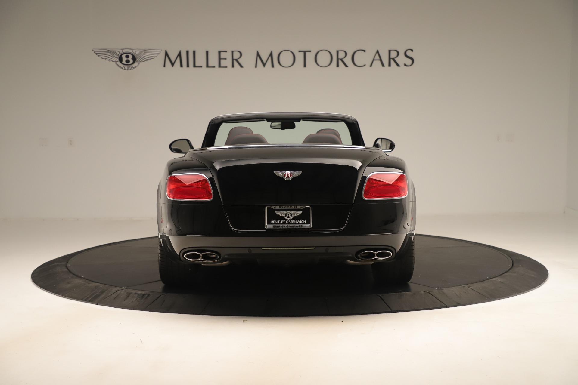 Used 2014 Bentley Continental GT V8 For Sale In Westport, CT 3435_p6