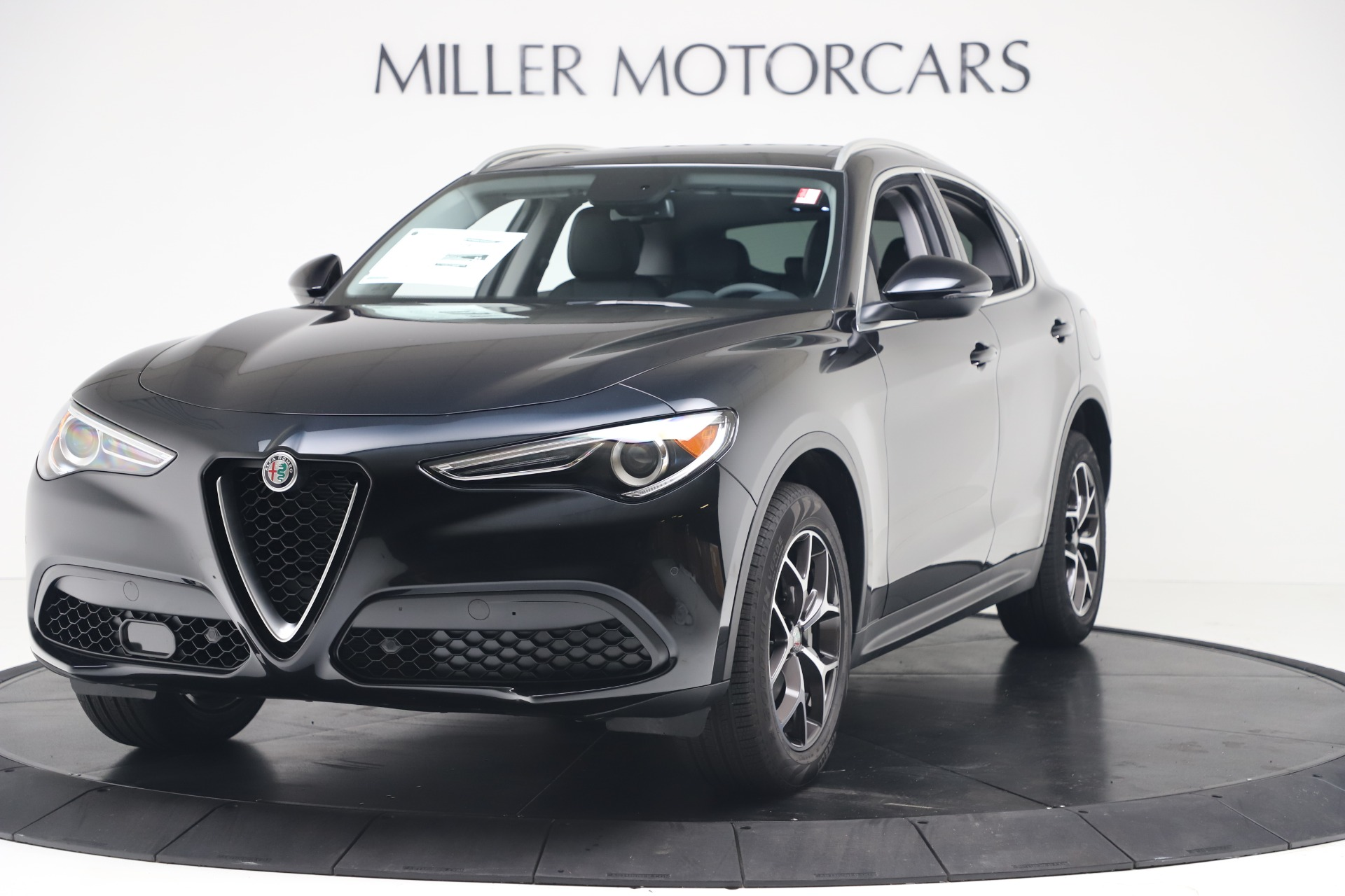 New 2019 Alfa Romeo Stelvio Ti Q4 For Sale In Westport, CT