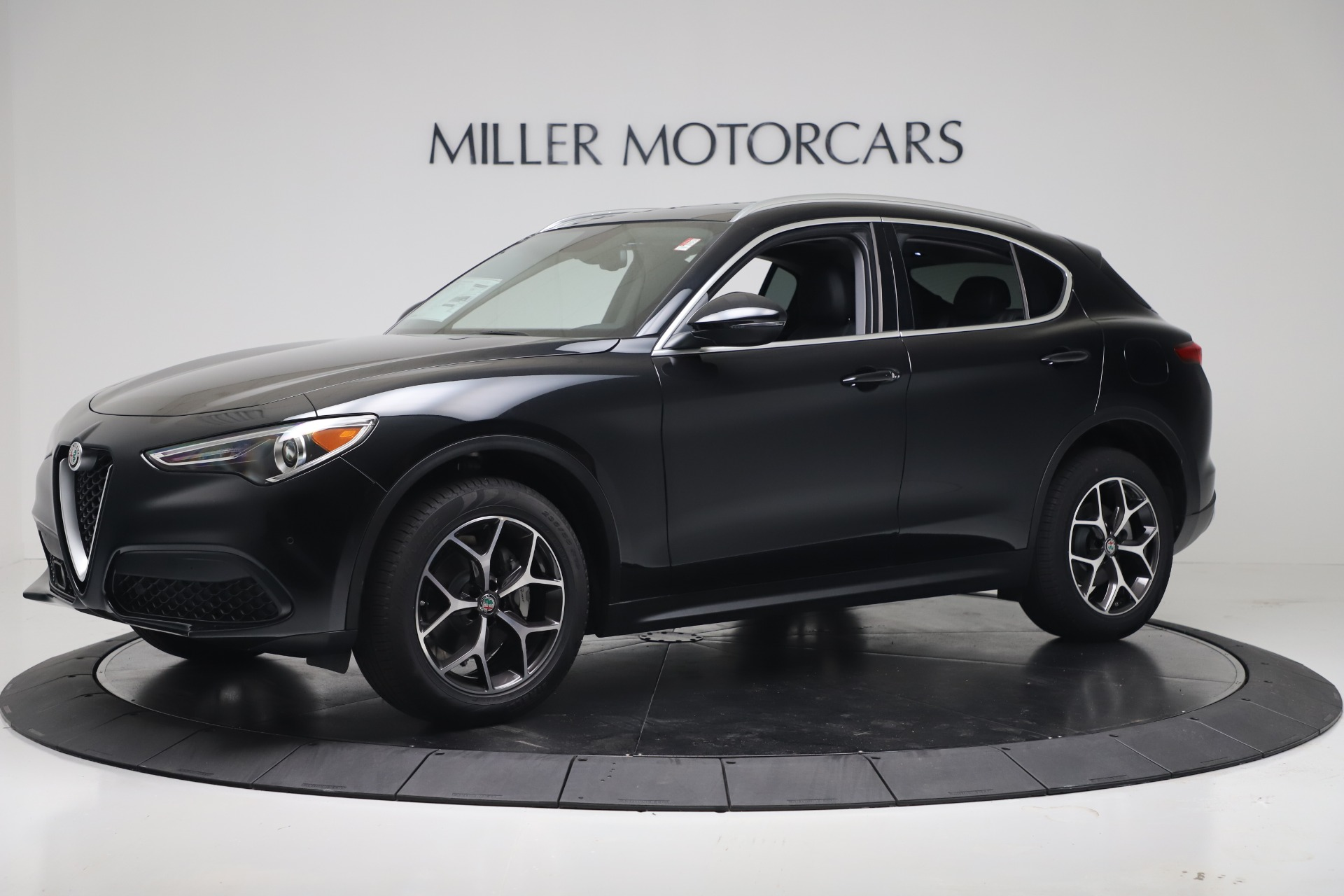 New 2019 Alfa Romeo Stelvio Ti Q4 For Sale In Westport, CT 3439_p2