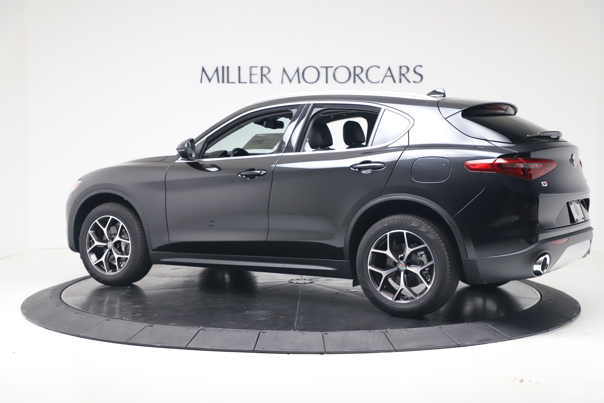 New 2019 Alfa Romeo Stelvio Ti Q4 For Sale In Westport, CT 3439_p4