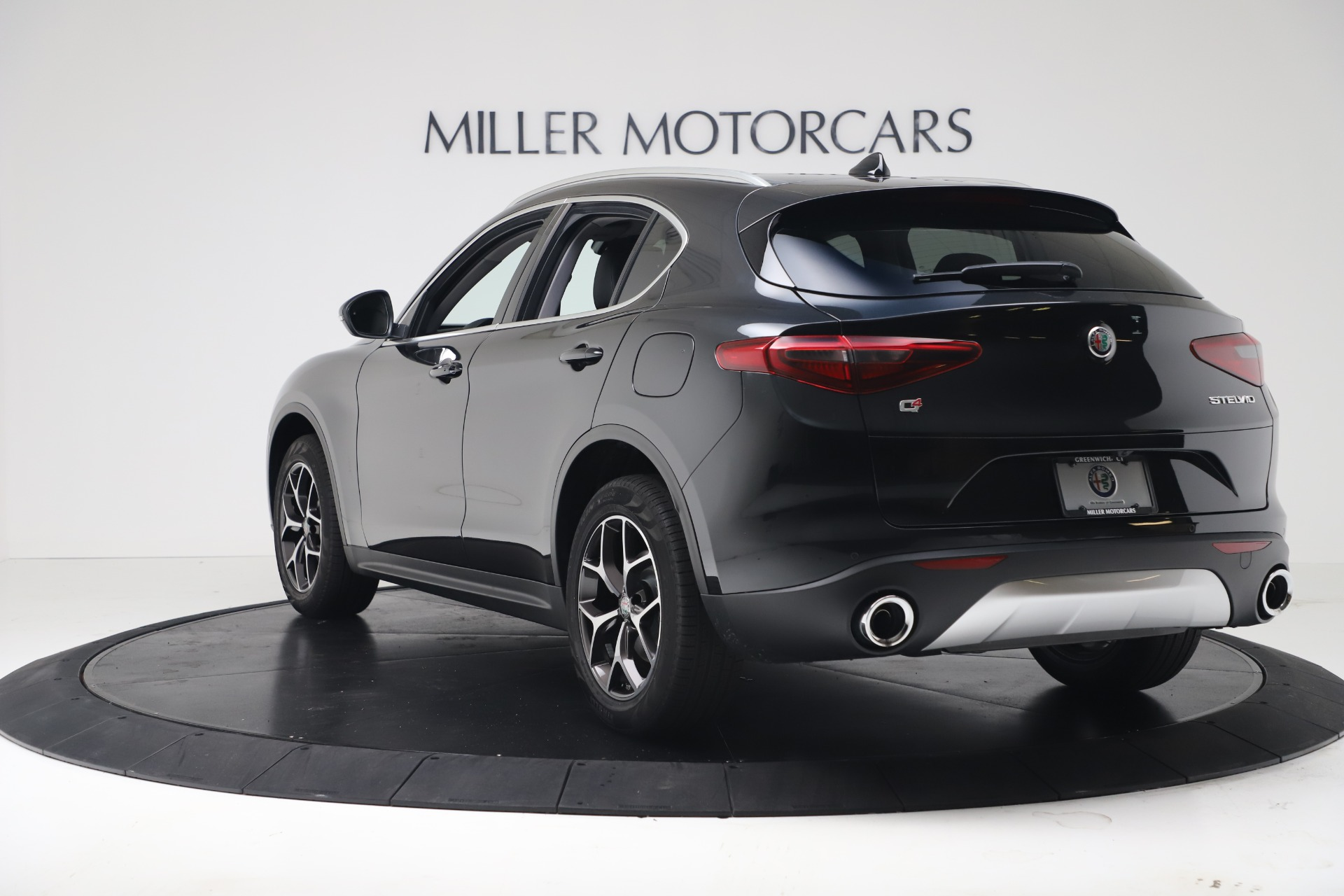 New 2019 Alfa Romeo Stelvio Ti Q4 For Sale In Westport, CT 3439_p5