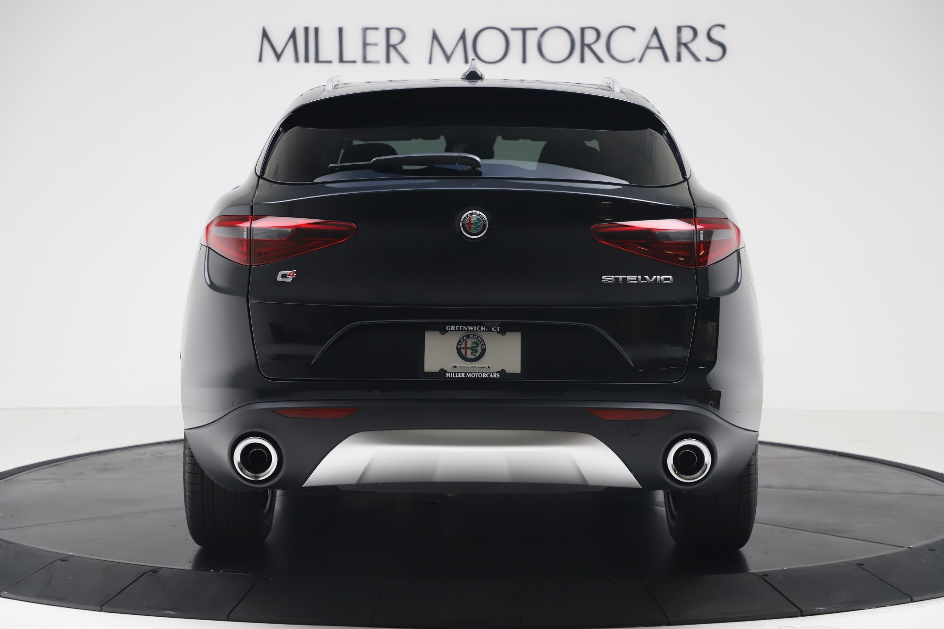 New 2019 Alfa Romeo Stelvio Ti Q4 For Sale In Westport, CT 3439_p6