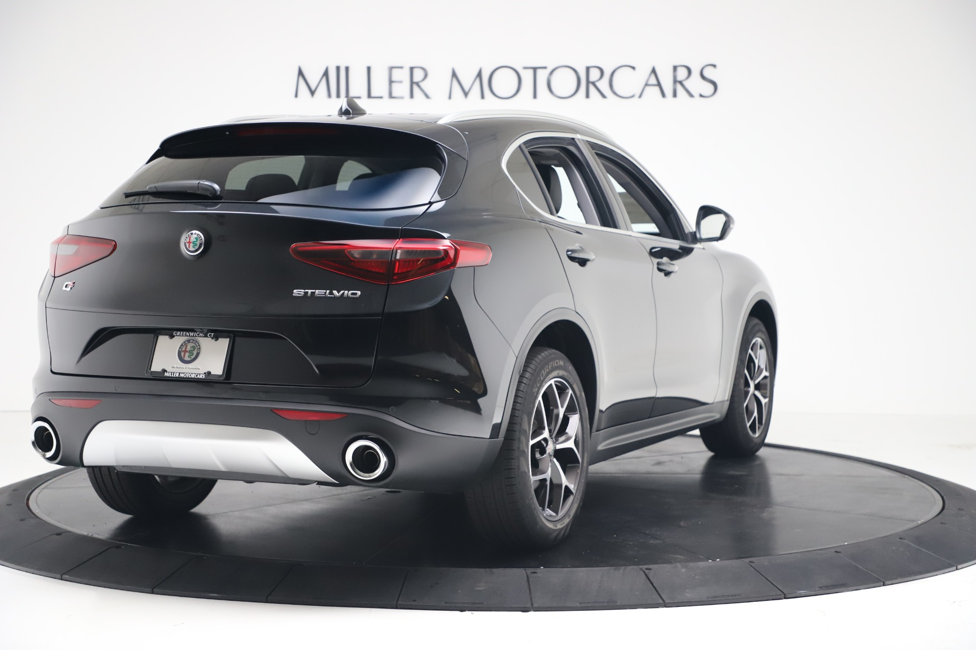 New 2019 Alfa Romeo Stelvio Ti Q4 For Sale In Westport, CT 3439_p7