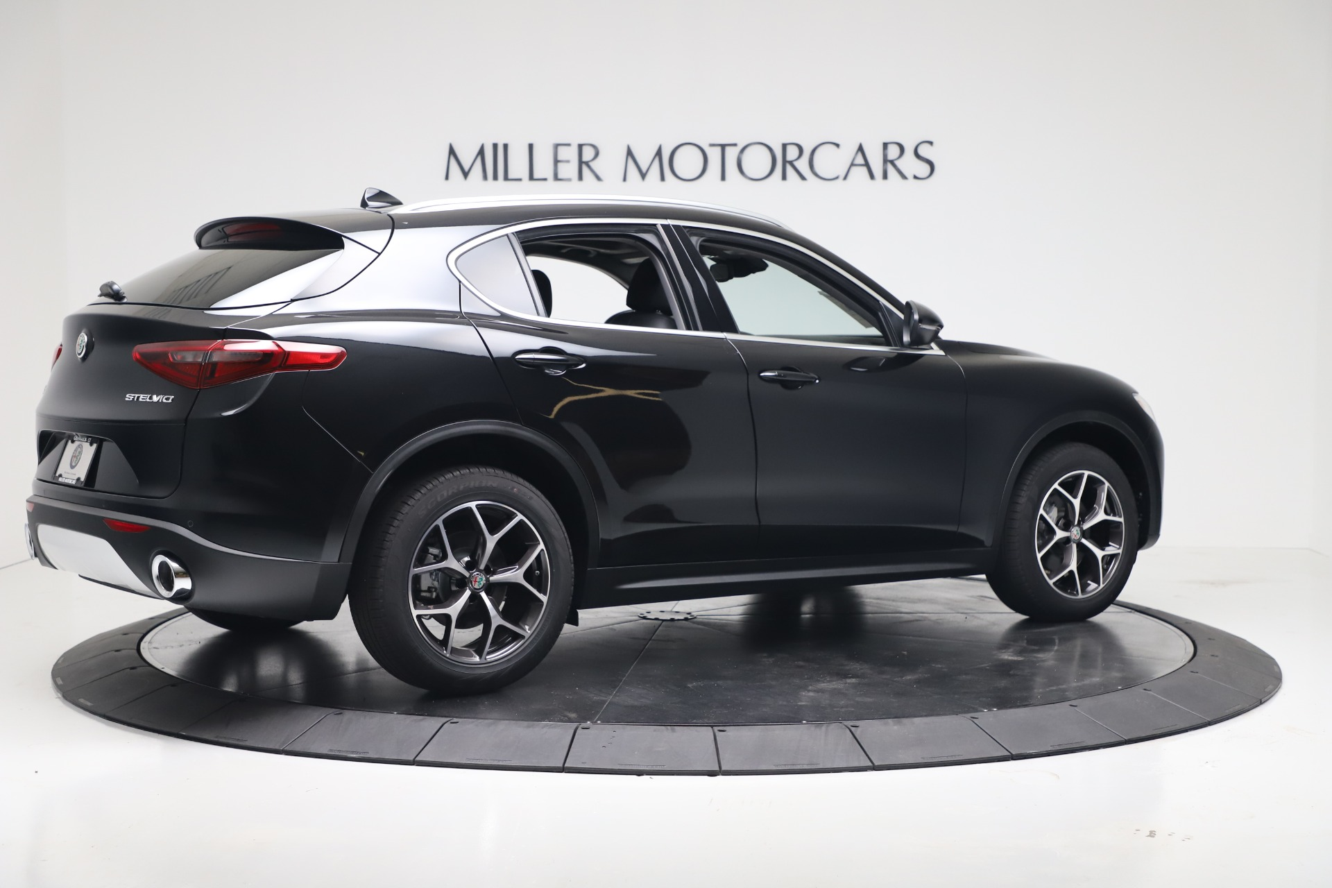 New 2019 Alfa Romeo Stelvio Ti Q4 For Sale In Westport, CT 3439_p8