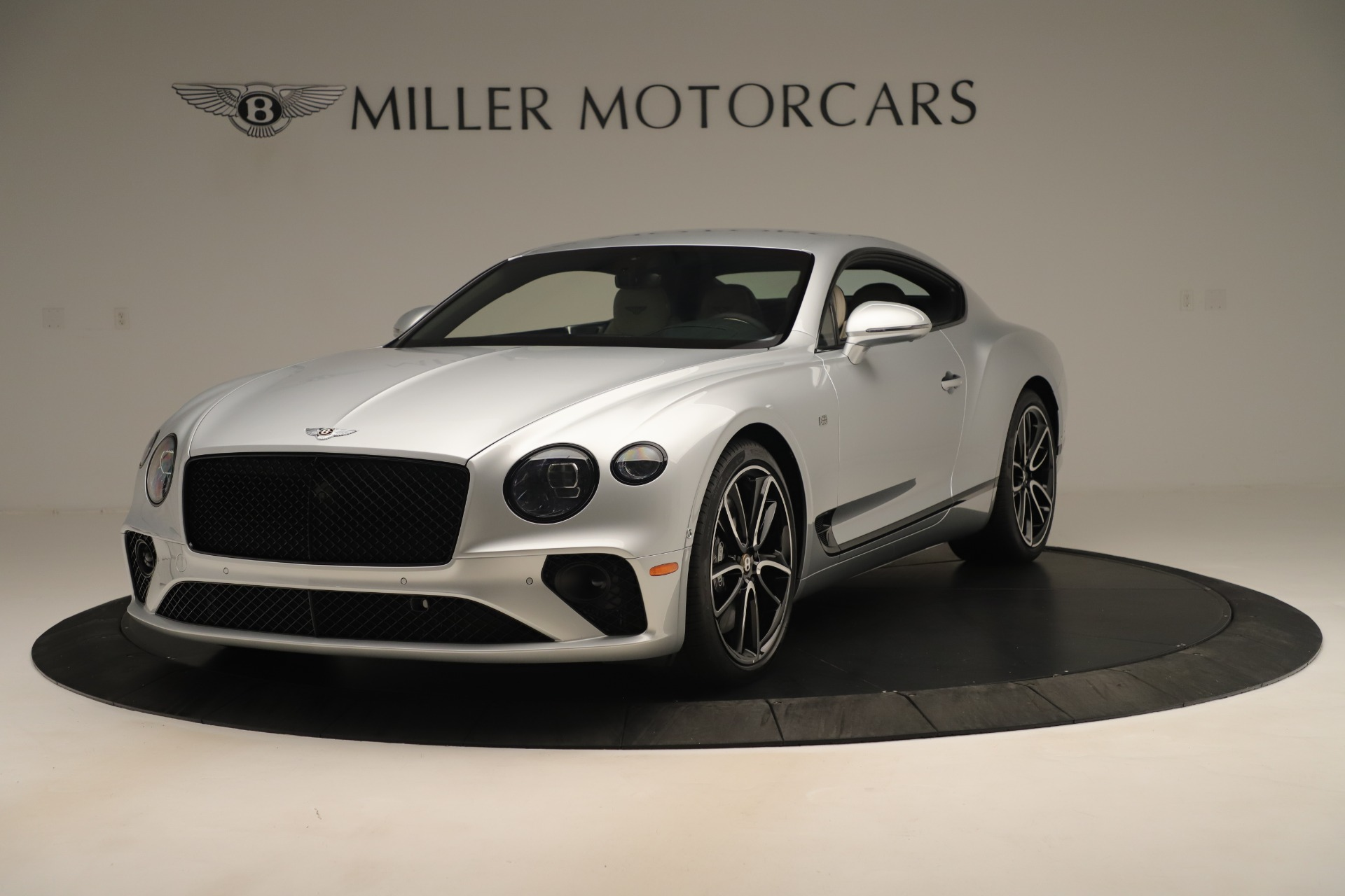 New 2020 Bentley Continental GT V8 First Edition For Sale In Westport, CT 3441_main