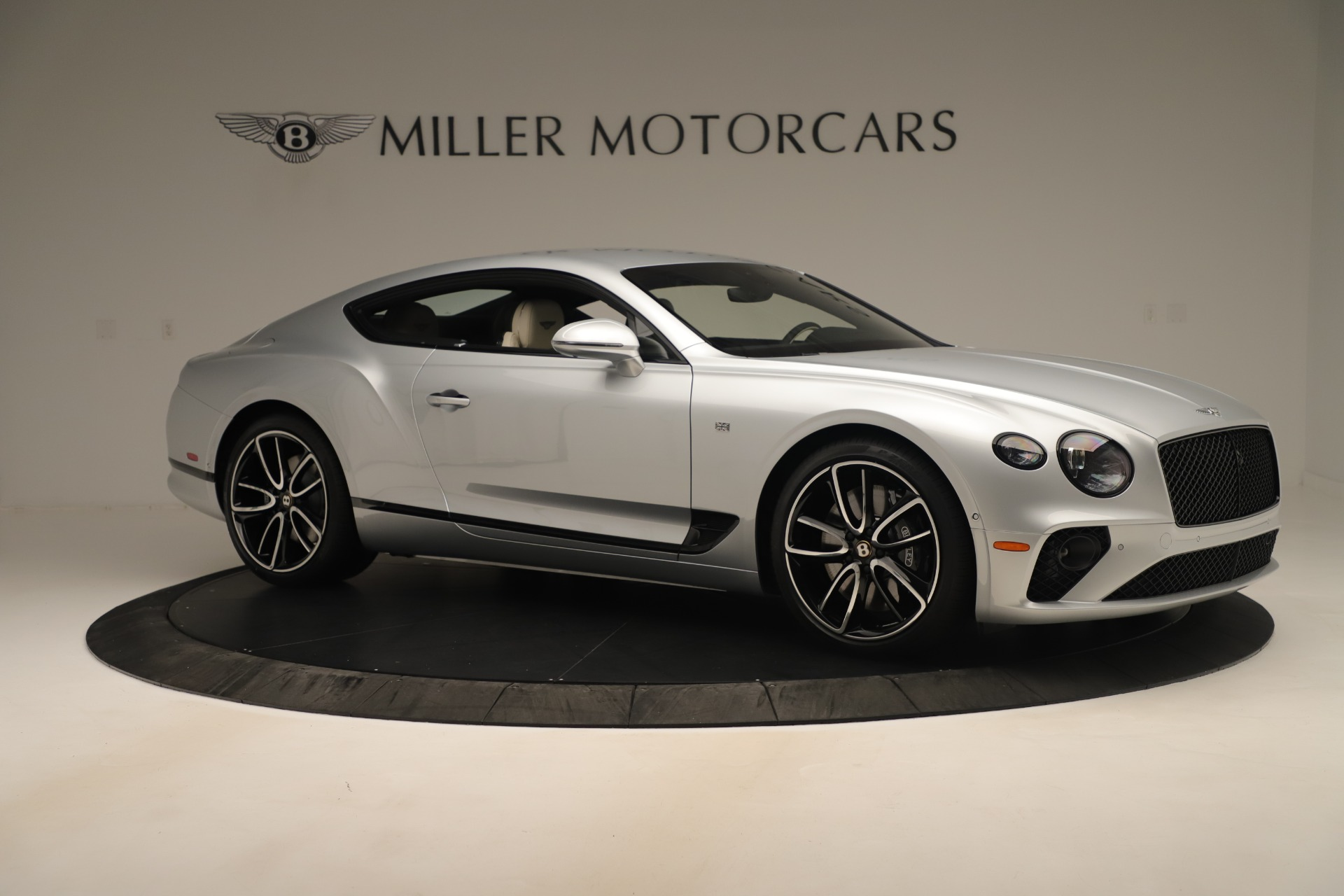 New 2020 Bentley Continental GT V8 First Edition For Sale In Westport, CT 3441_p10
