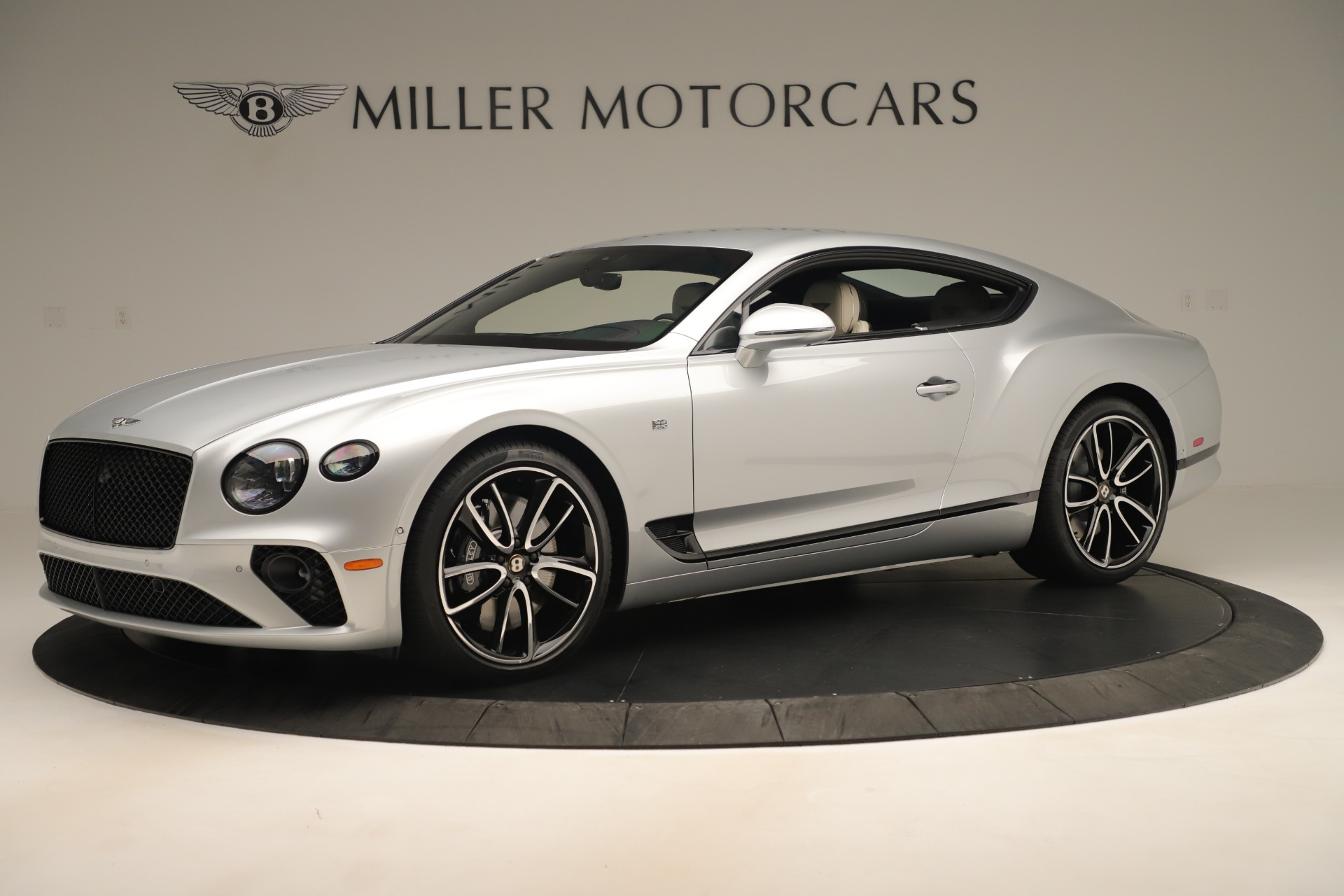 New 2020 Bentley Continental GT V8 First Edition For Sale In Westport, CT 3441_p2