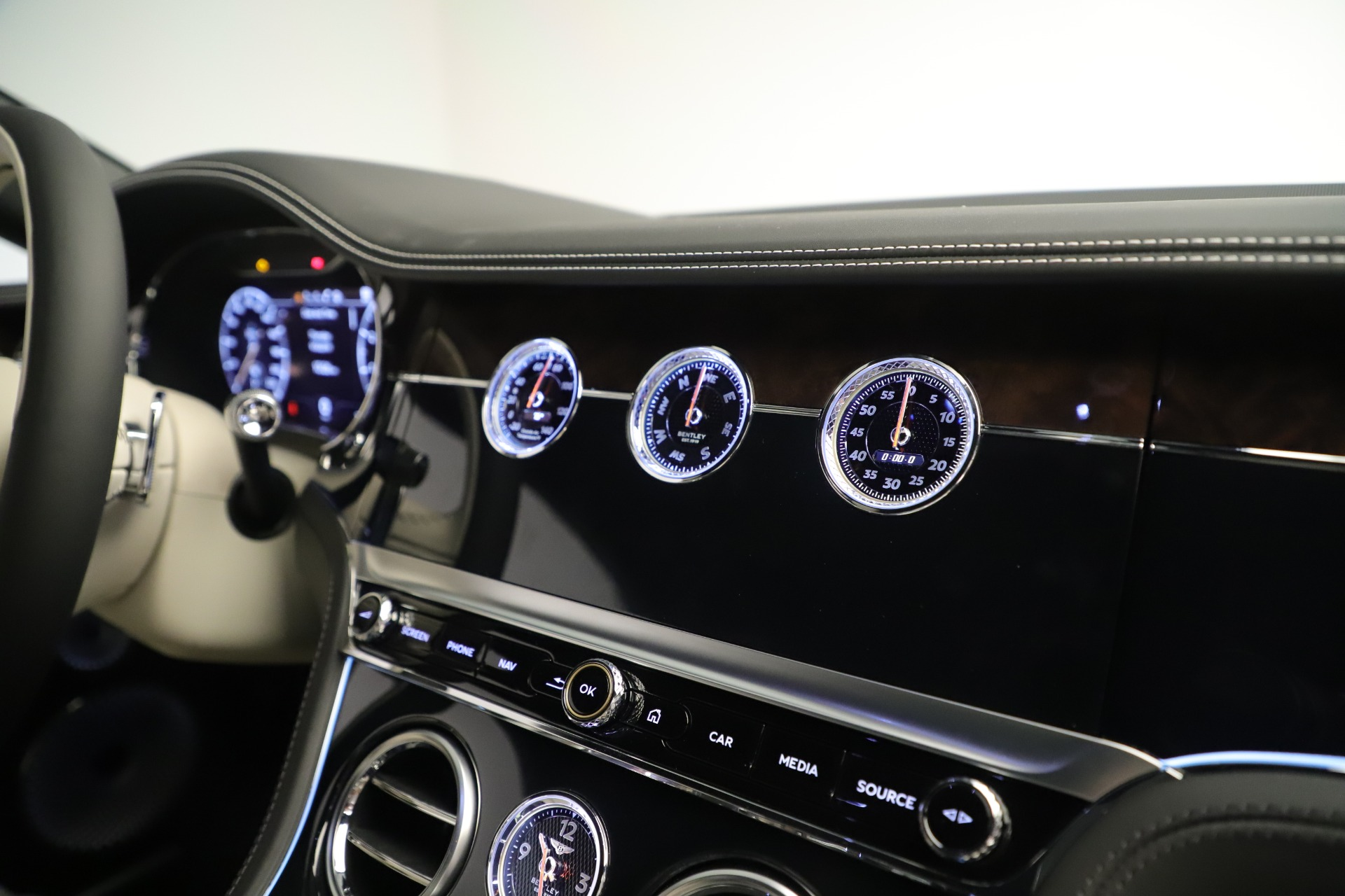 New 2020 Bentley Continental GT V8 First Edition For Sale In Westport, CT 3441_p31