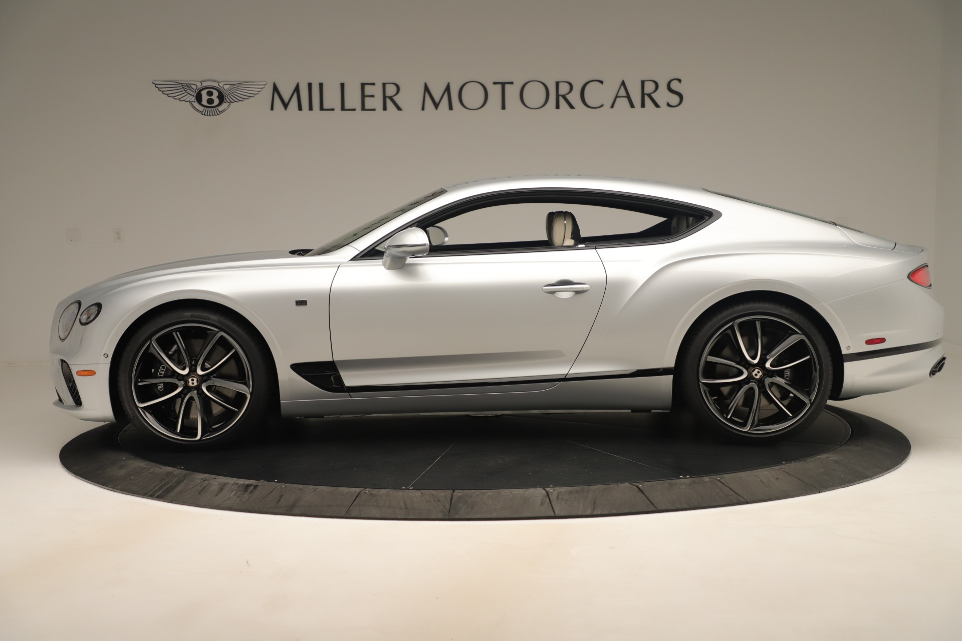 New 2020 Bentley Continental GT V8 First Edition For Sale In Westport, CT 3441_p3