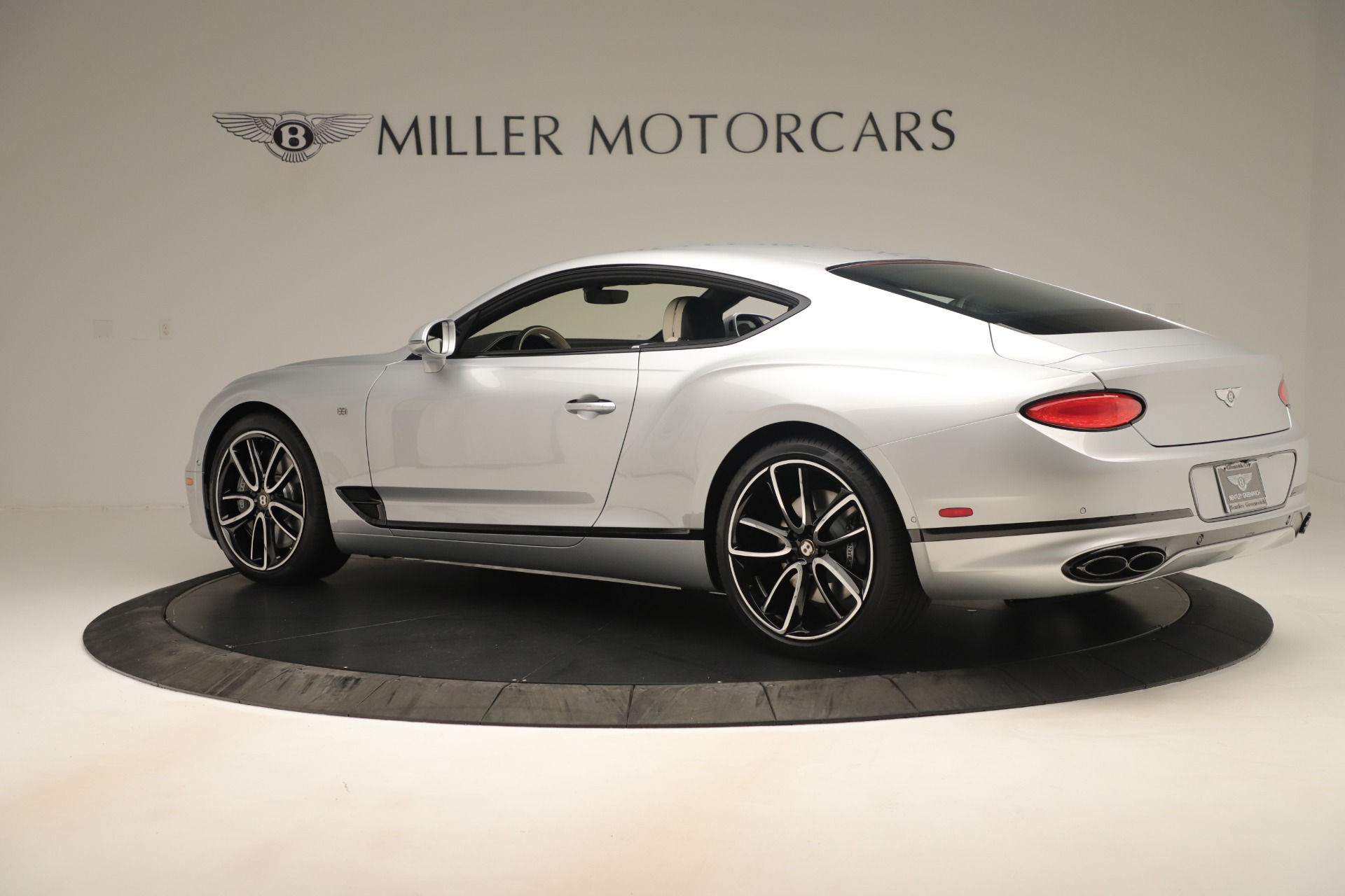 New 2020 Bentley Continental GT V8 First Edition For Sale In Westport, CT 3441_p4
