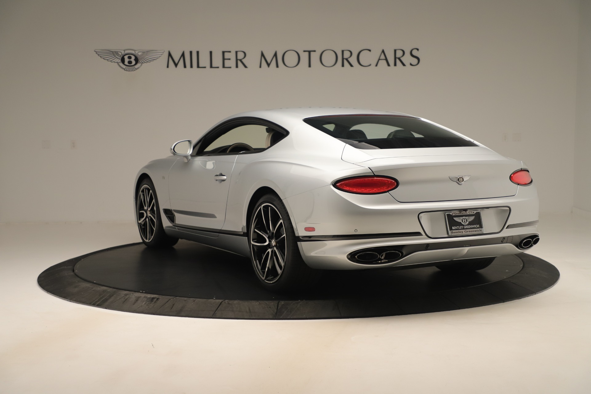 New 2020 Bentley Continental GT V8 First Edition For Sale In Westport, CT 3441_p5