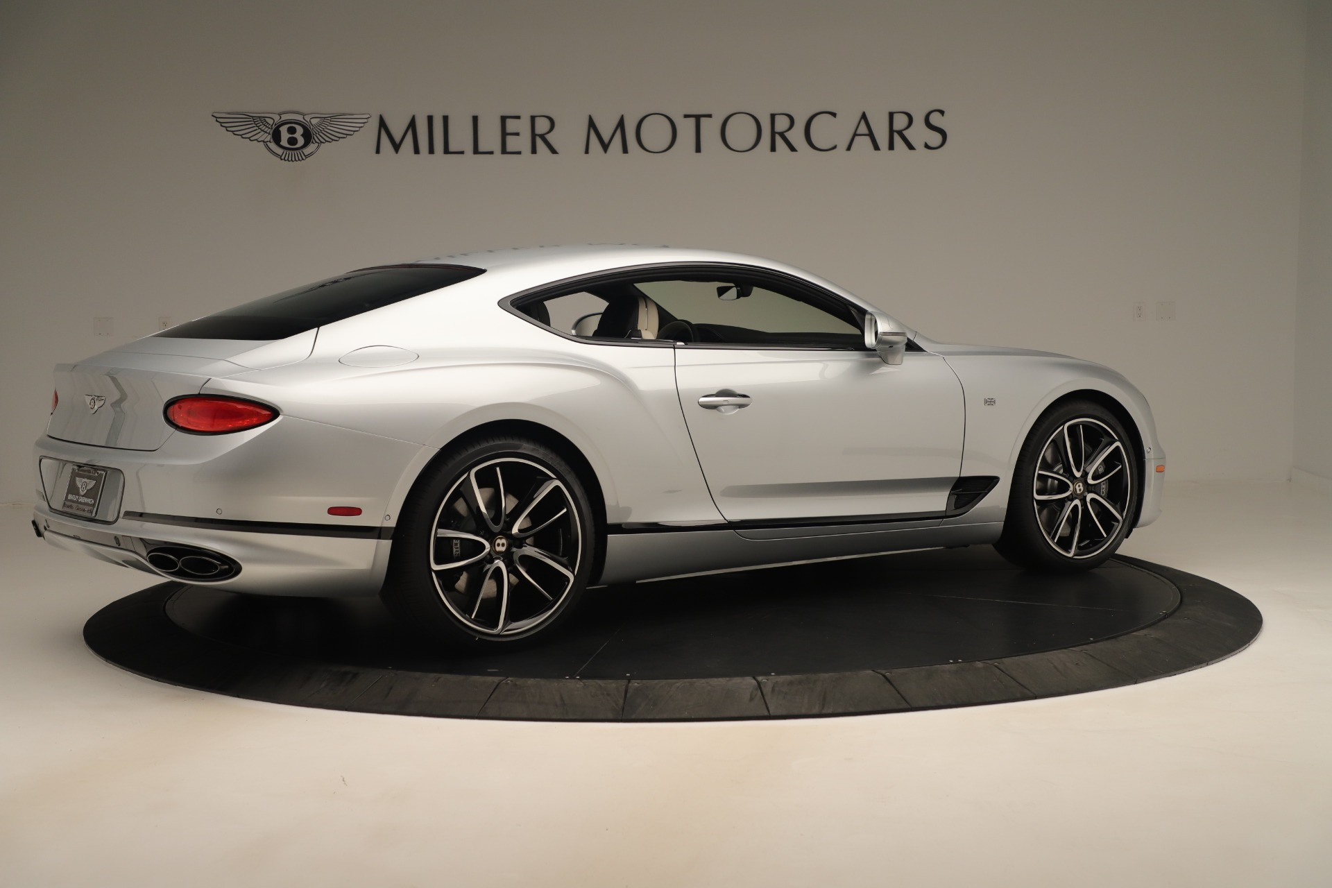New 2020 Bentley Continental GT V8 First Edition For Sale In Westport, CT 3441_p8