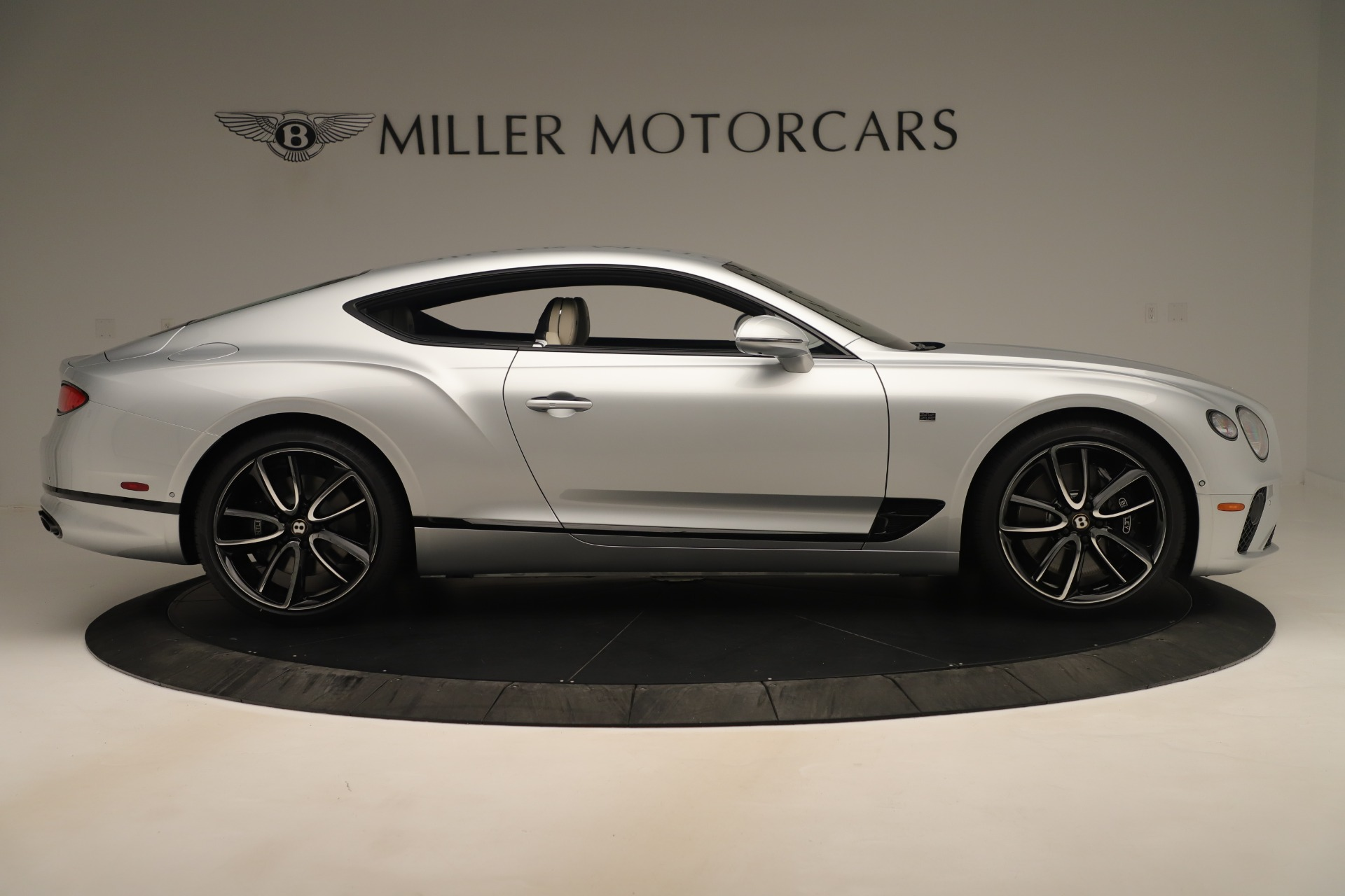 New 2020 Bentley Continental GT V8 First Edition For Sale In Westport, CT 3441_p9