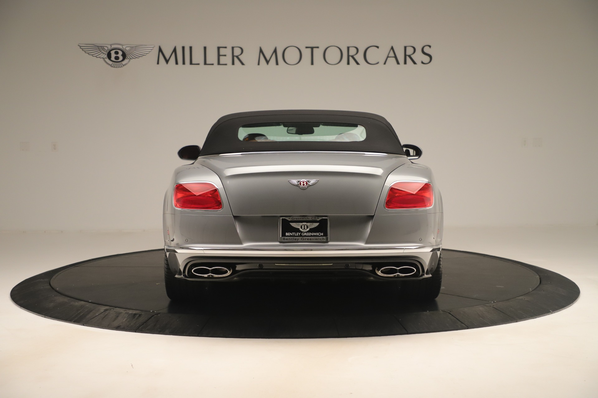 Used 2016 Bentley Continental GT V8 S For Sale In Westport, CT 3442_p16