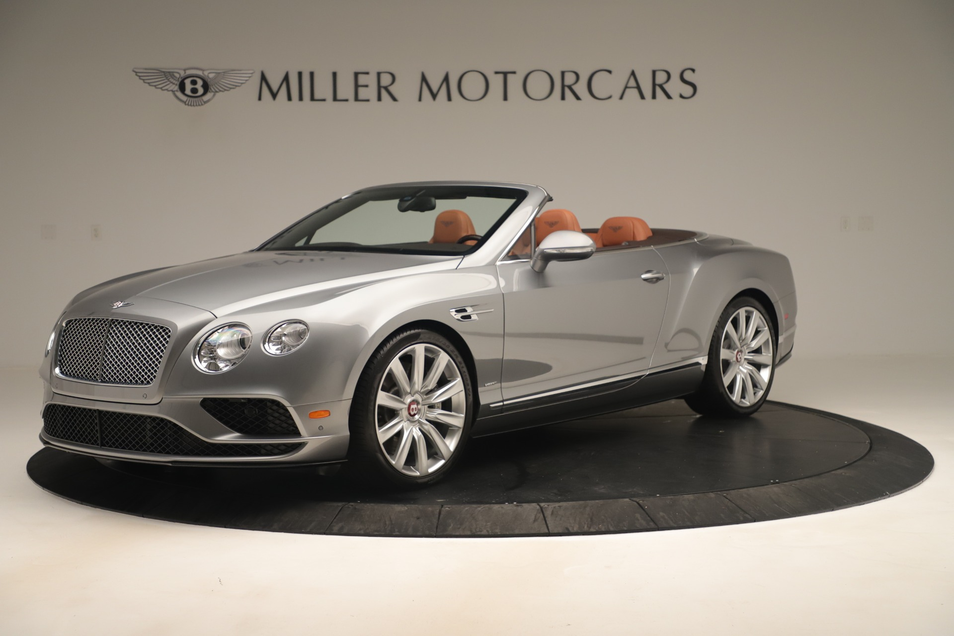 Used 2016 Bentley Continental GT V8 S For Sale In Westport, CT 3442_p2
