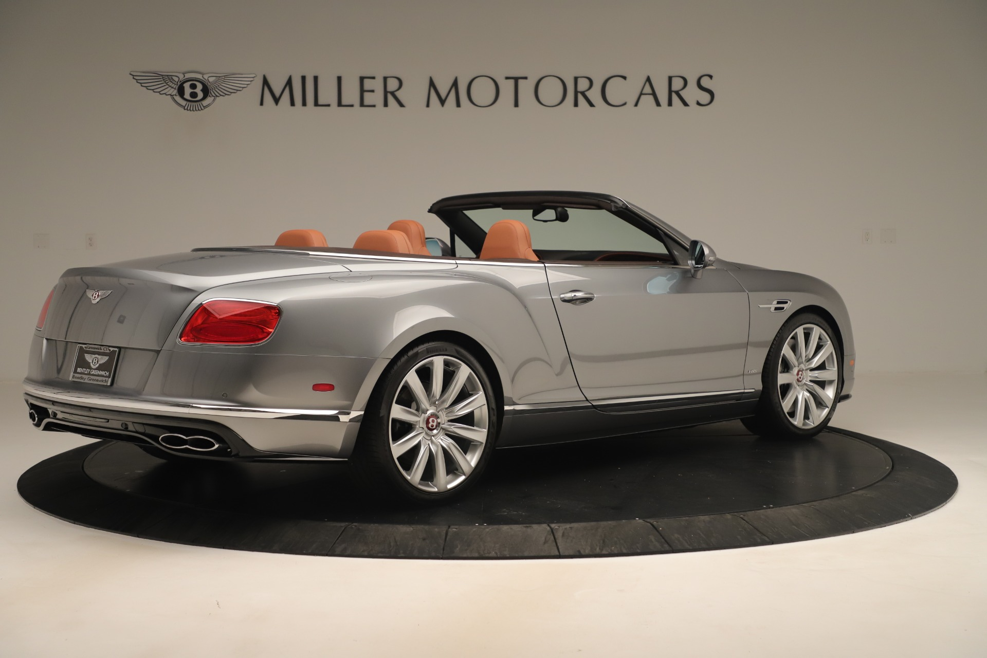 Used 2016 Bentley Continental GT V8 S For Sale In Westport, CT 3442_p8