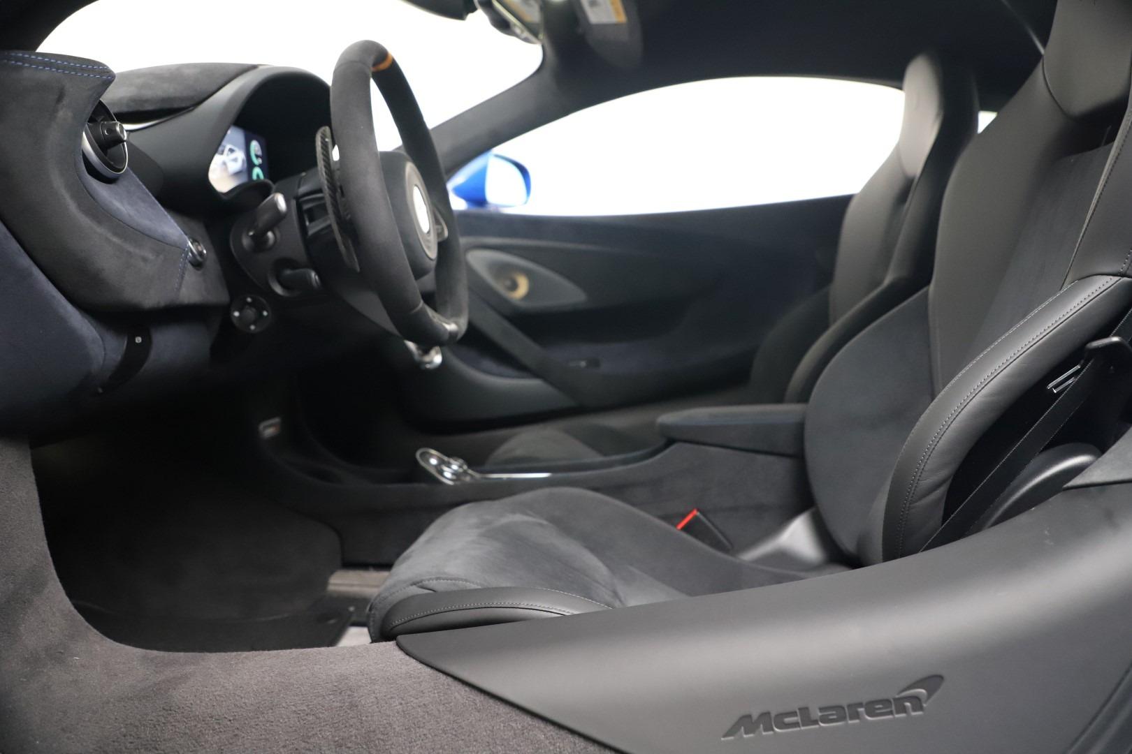 New 2019 McLaren 600LT Coupe For Sale In Westport, CT 3452_p18