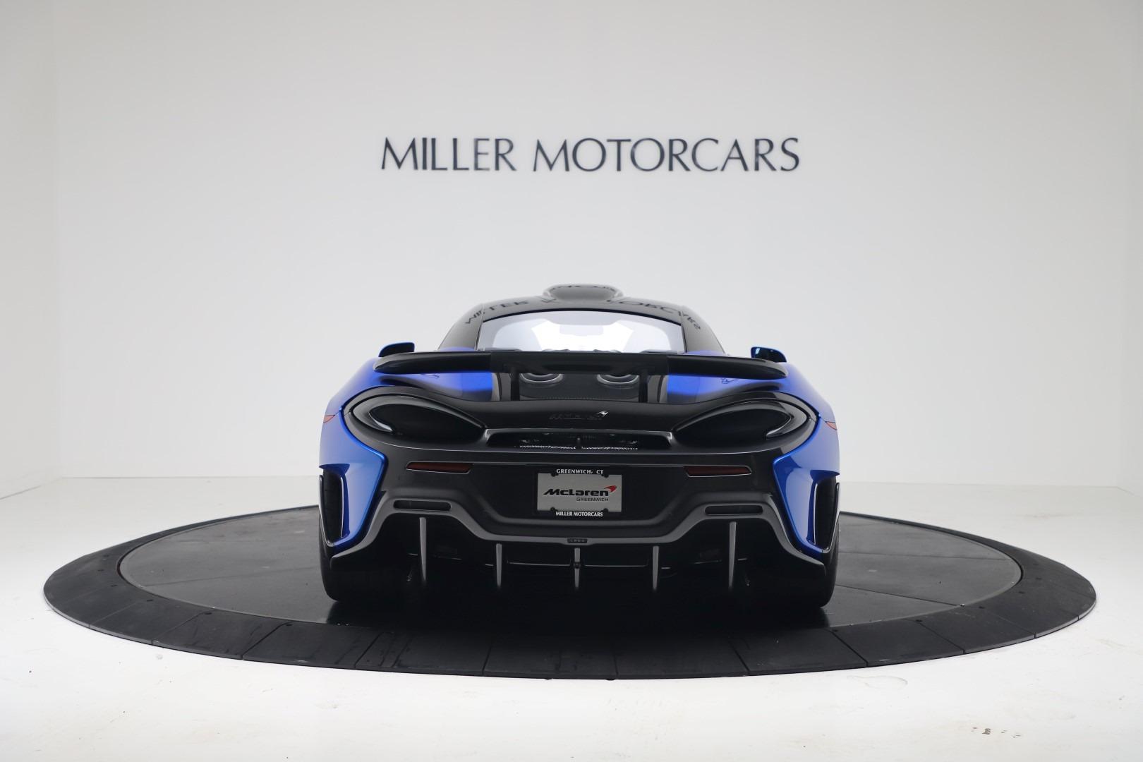 New 2019 McLaren 600LT Coupe For Sale In Westport, CT 3452_p5