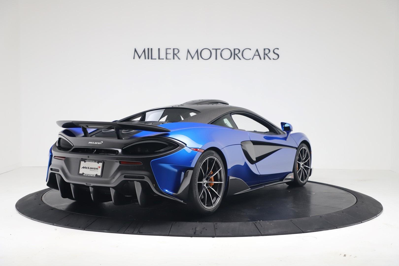 New 2019 McLaren 600LT Coupe For Sale In Westport, CT 3452_p6
