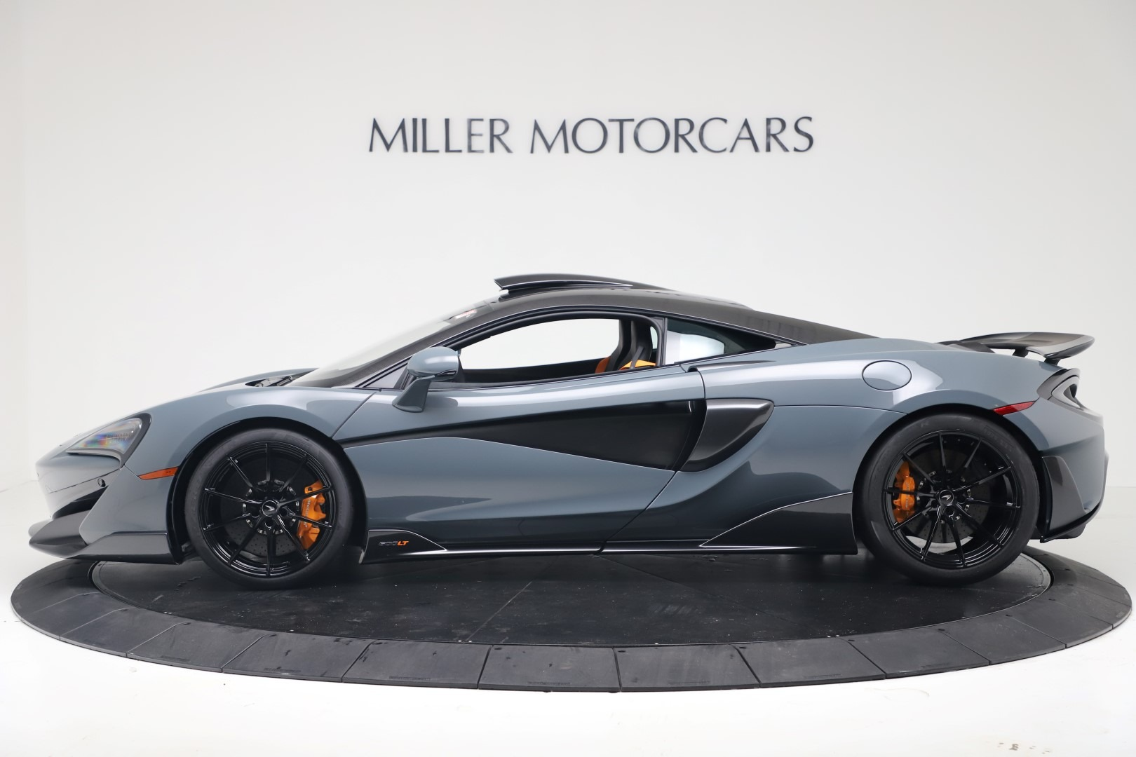 New 2019 McLaren 600LT Coupe For Sale In Westport, CT 3454_p2