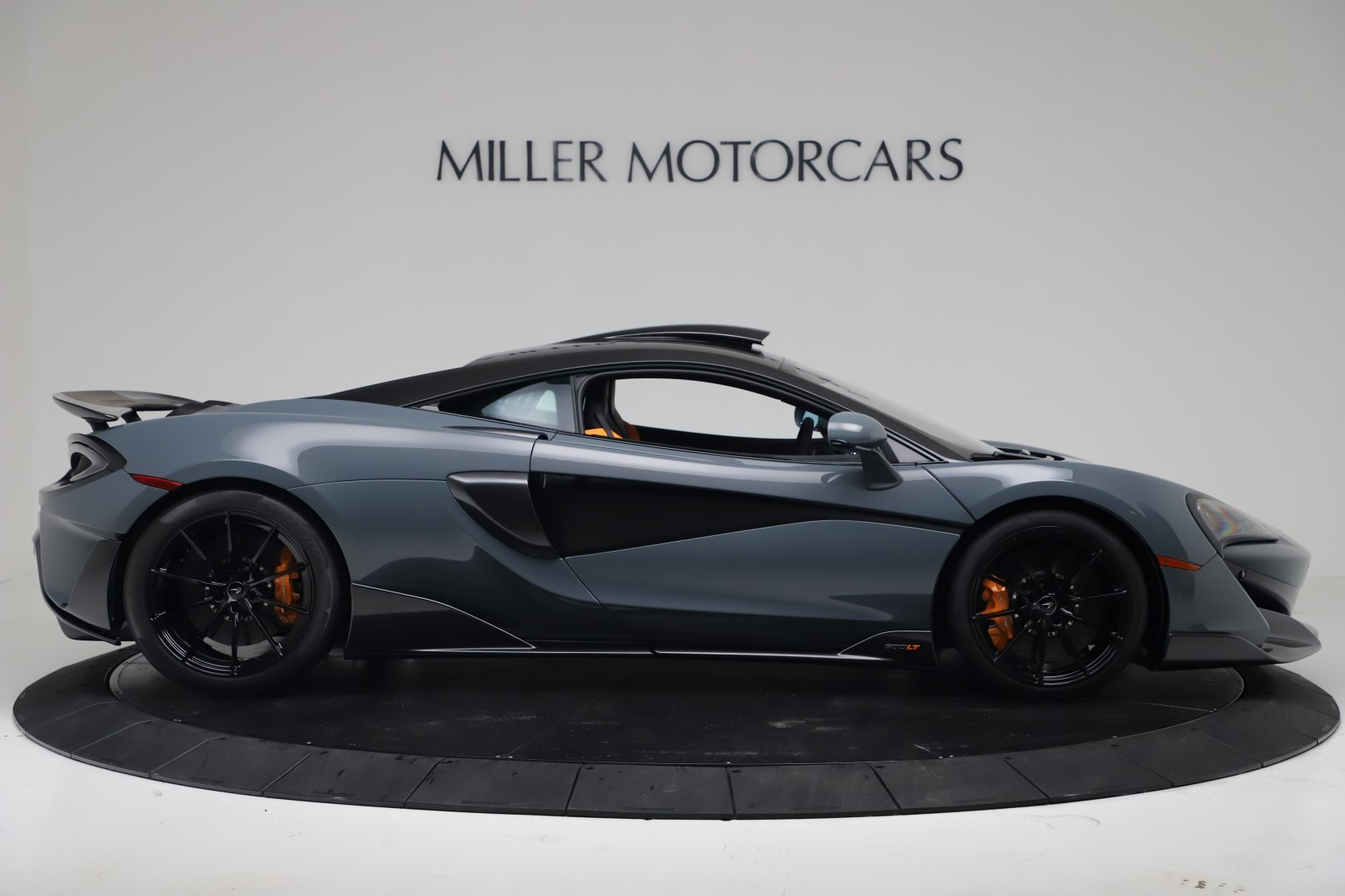 New 2019 McLaren 600LT Coupe For Sale In Westport, CT 3454_p8