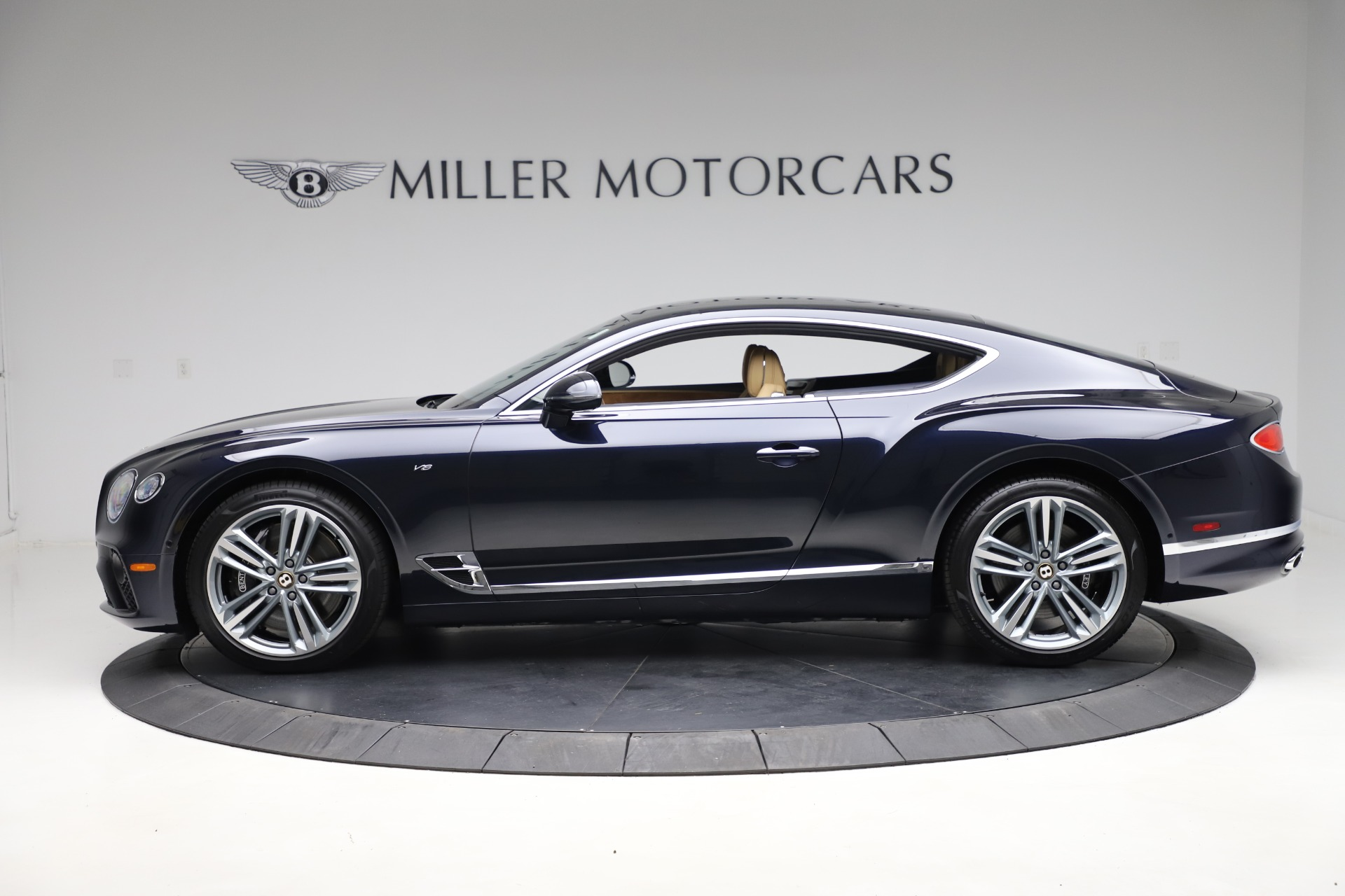 New 2020 Bentley Continental GT V8 For Sale In Westport, CT 3456_p3