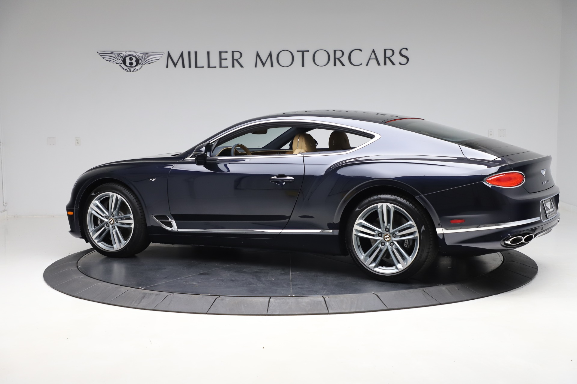 New 2020 Bentley Continental GT V8 For Sale In Westport, CT 3456_p4