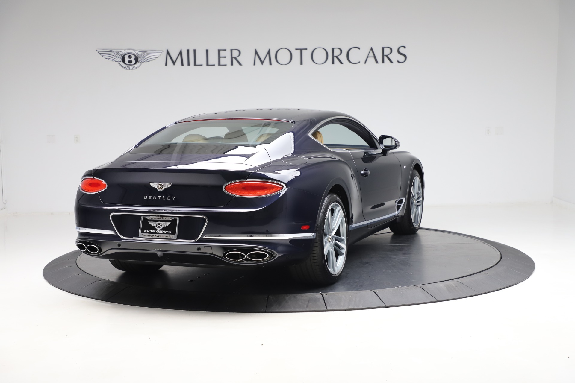 New 2020 Bentley Continental GT V8 For Sale In Westport, CT 3456_p7