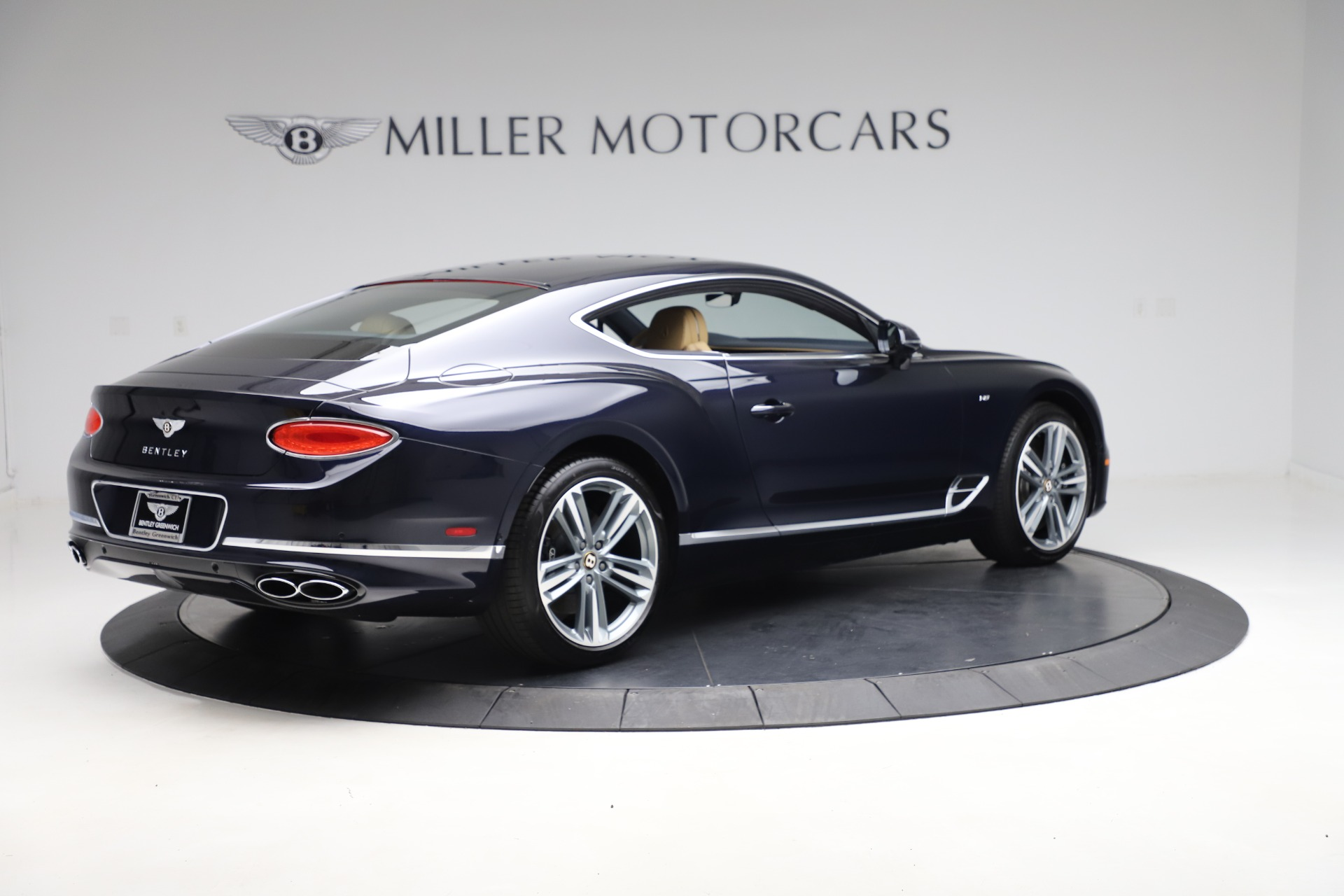 New 2020 Bentley Continental GT V8 For Sale In Westport, CT 3456_p8