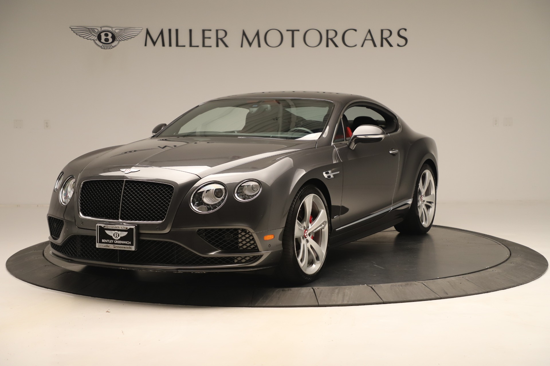 Used 2016 Bentley Continental GT V8 S For Sale In Westport, CT 3462_main