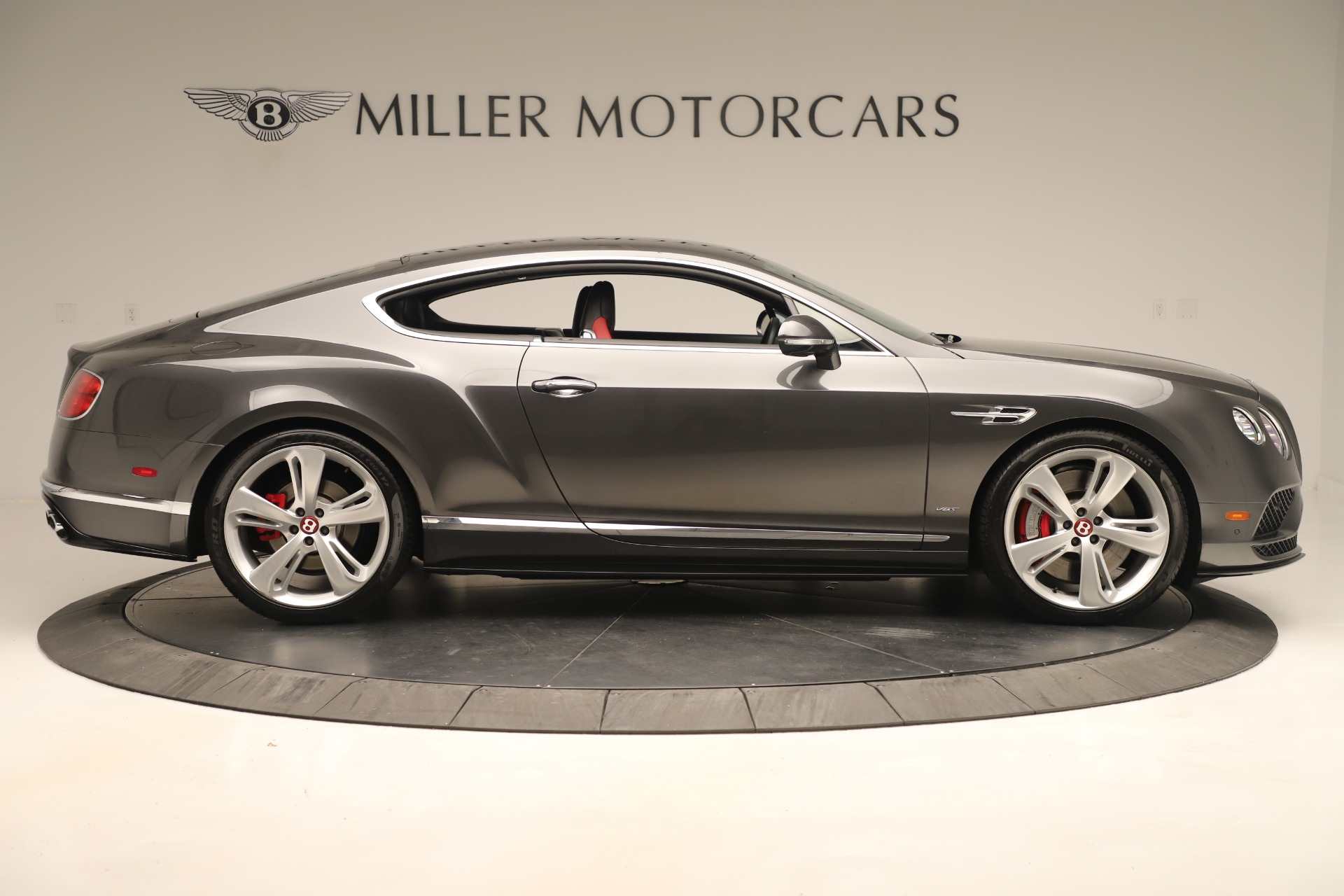 Used 2016 Bentley Continental GT V8 S For Sale In Westport, CT 3462_p11