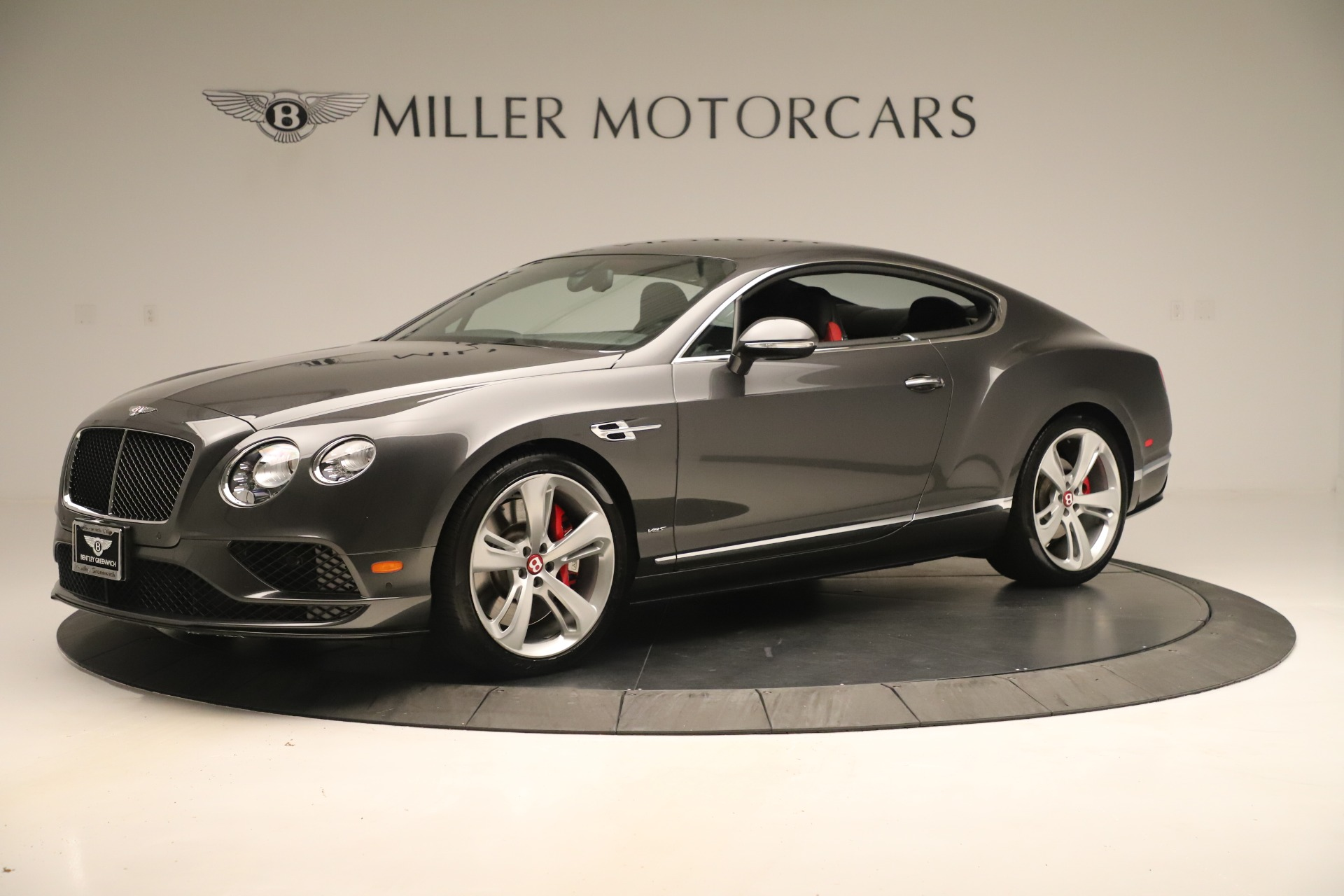 Used 2016 Bentley Continental GT V8 S For Sale In Westport, CT 3462_p2