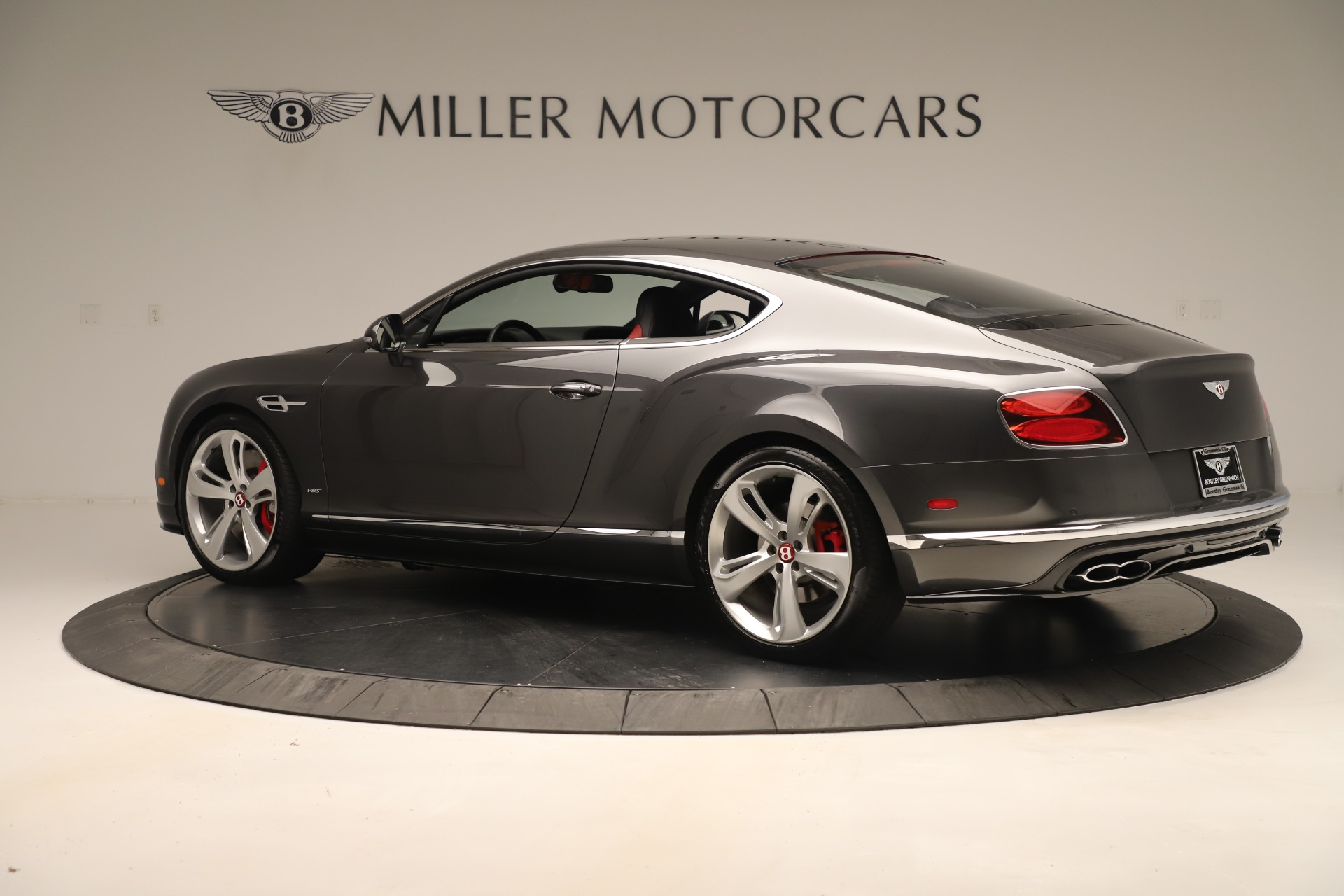 Used 2016 Bentley Continental GT V8 S For Sale In Westport, CT 3462_p4