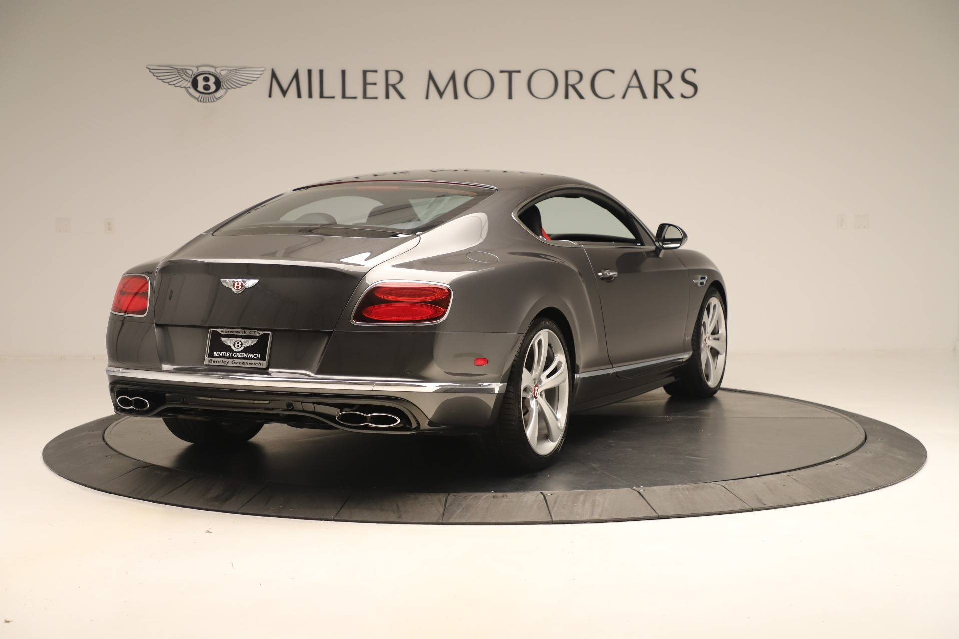 Used 2016 Bentley Continental GT V8 S For Sale In Westport, CT 3462_p7