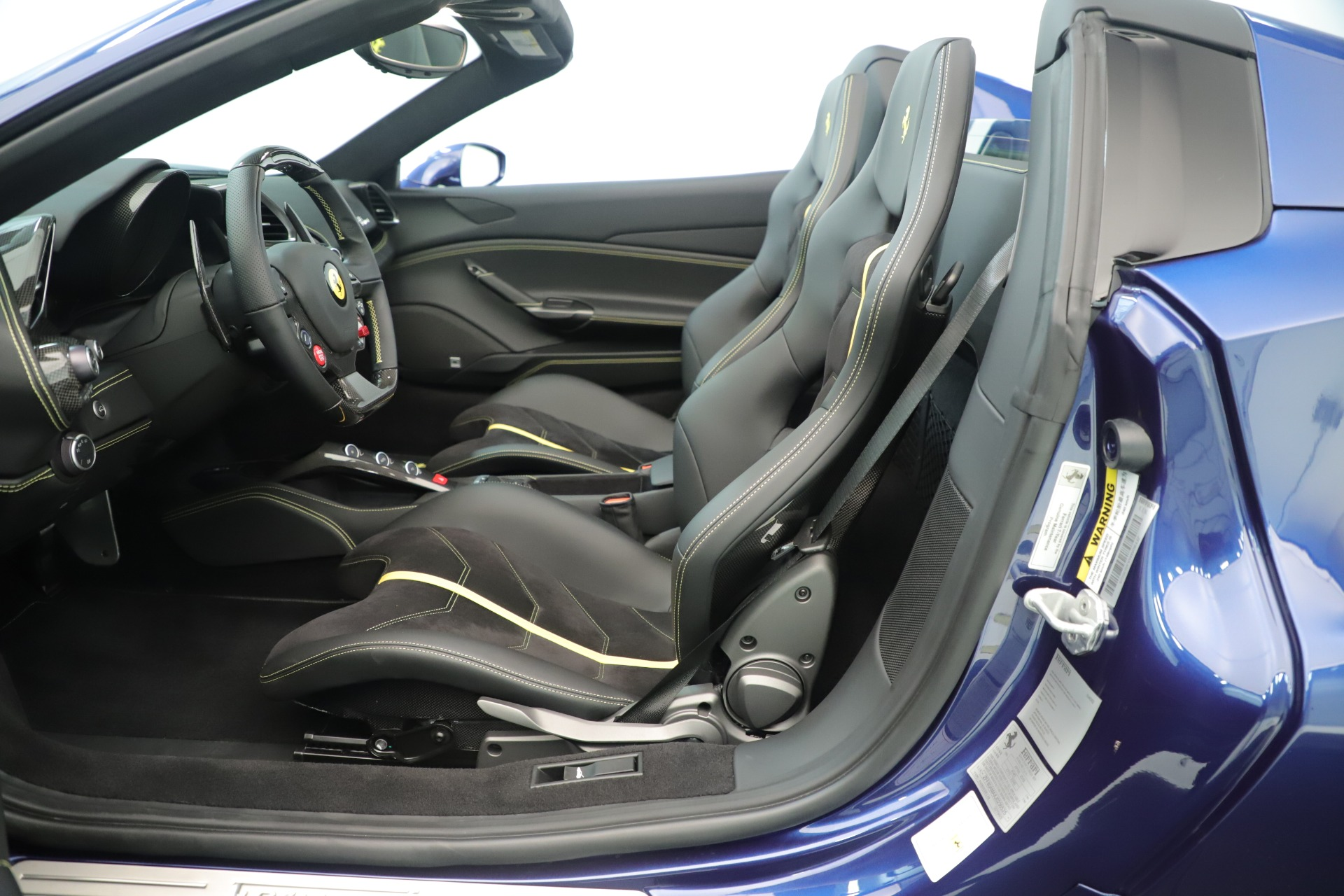 Used 2018 Ferrari 488 Spider  For Sale In Westport, CT 3465_p20