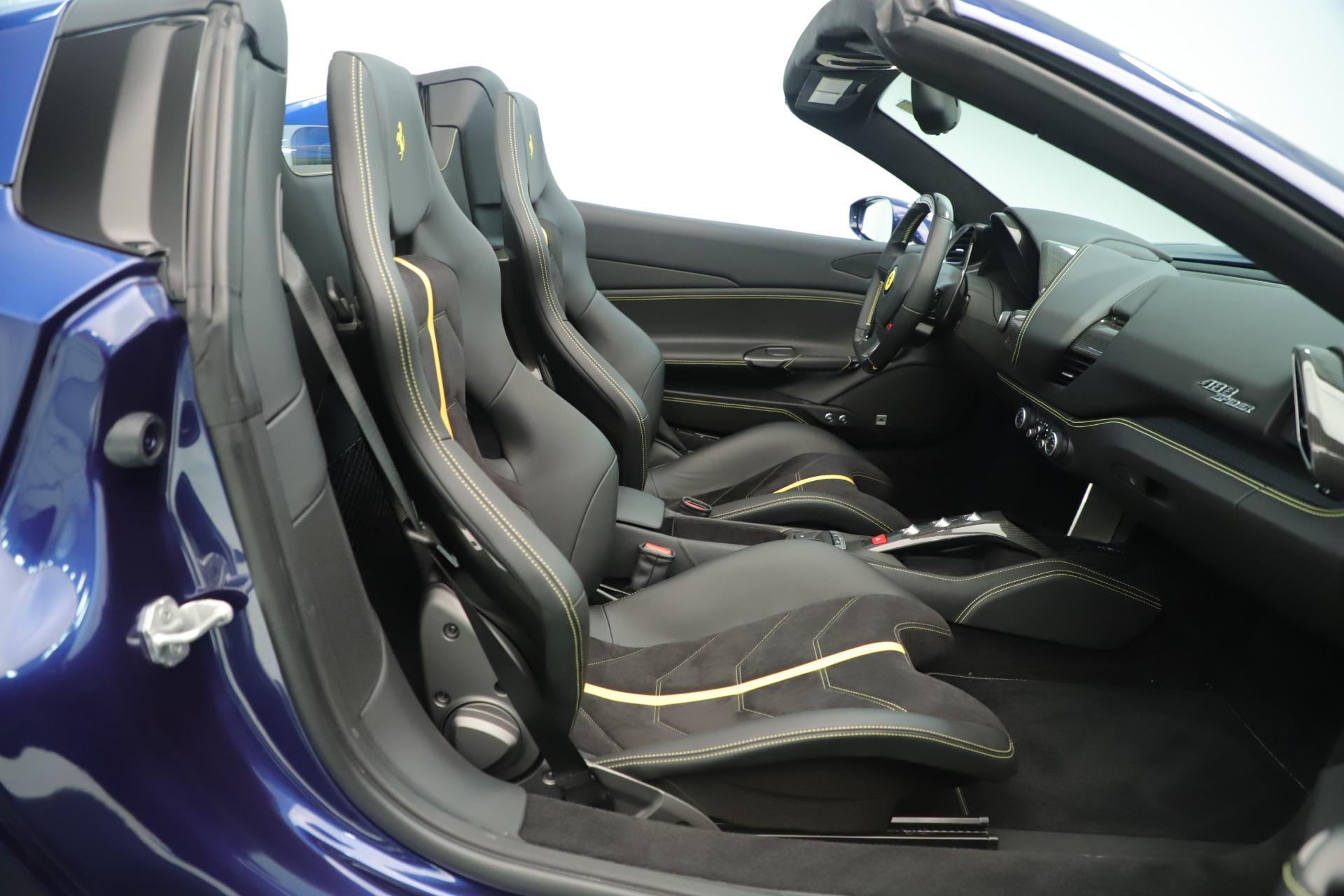 Used 2018 Ferrari 488 Spider  For Sale In Westport, CT 3465_p23