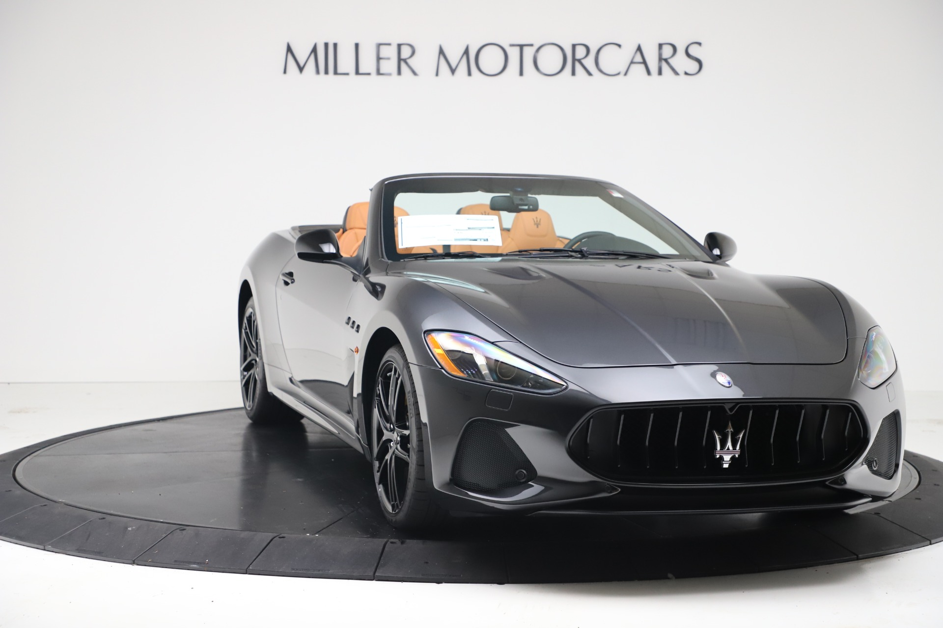 New 2019 Maserati GranTurismo MC Convertible For Sale In Westport, CT 3468_p11