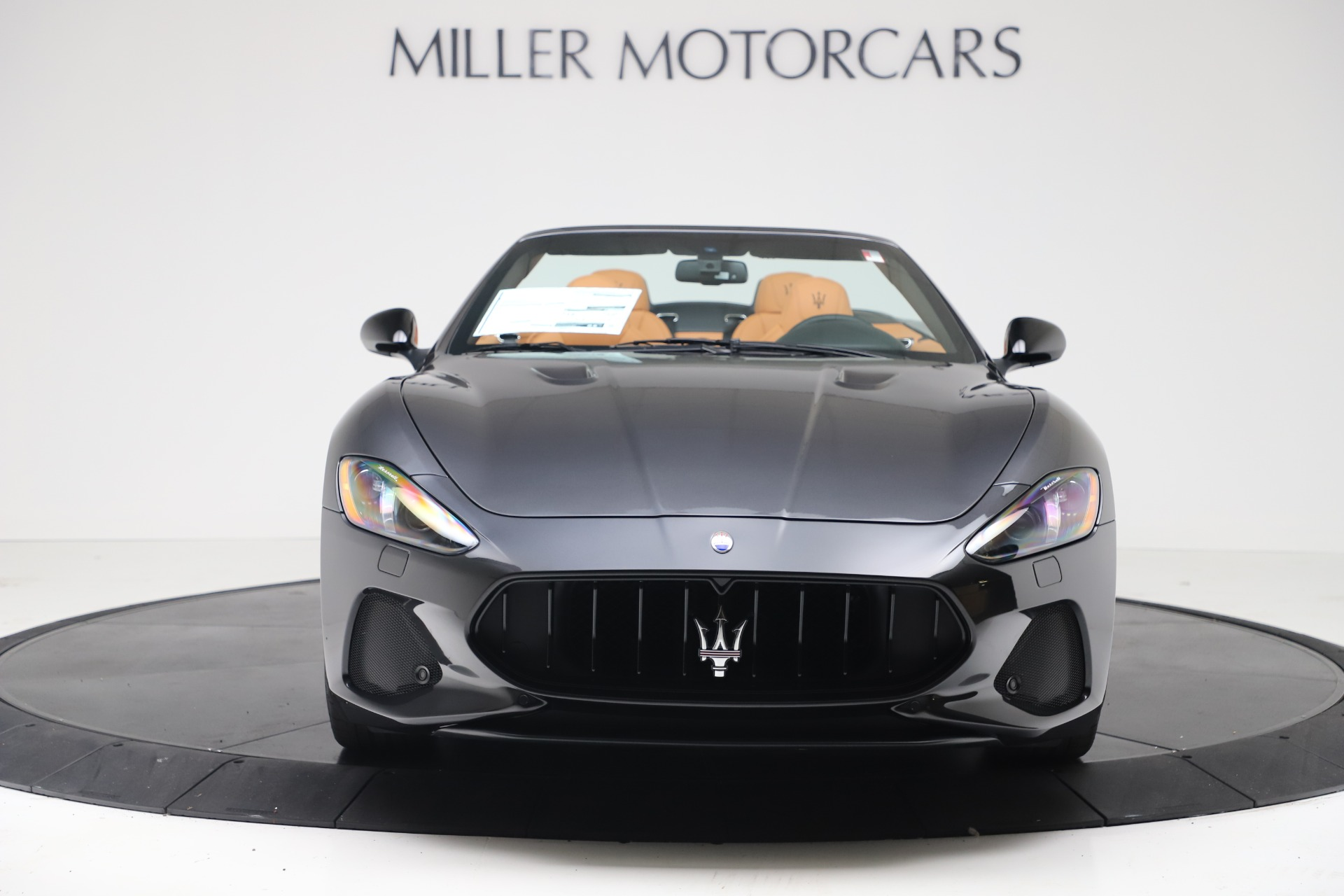 New 2019 Maserati GranTurismo MC Convertible For Sale In Westport, CT 3468_p12