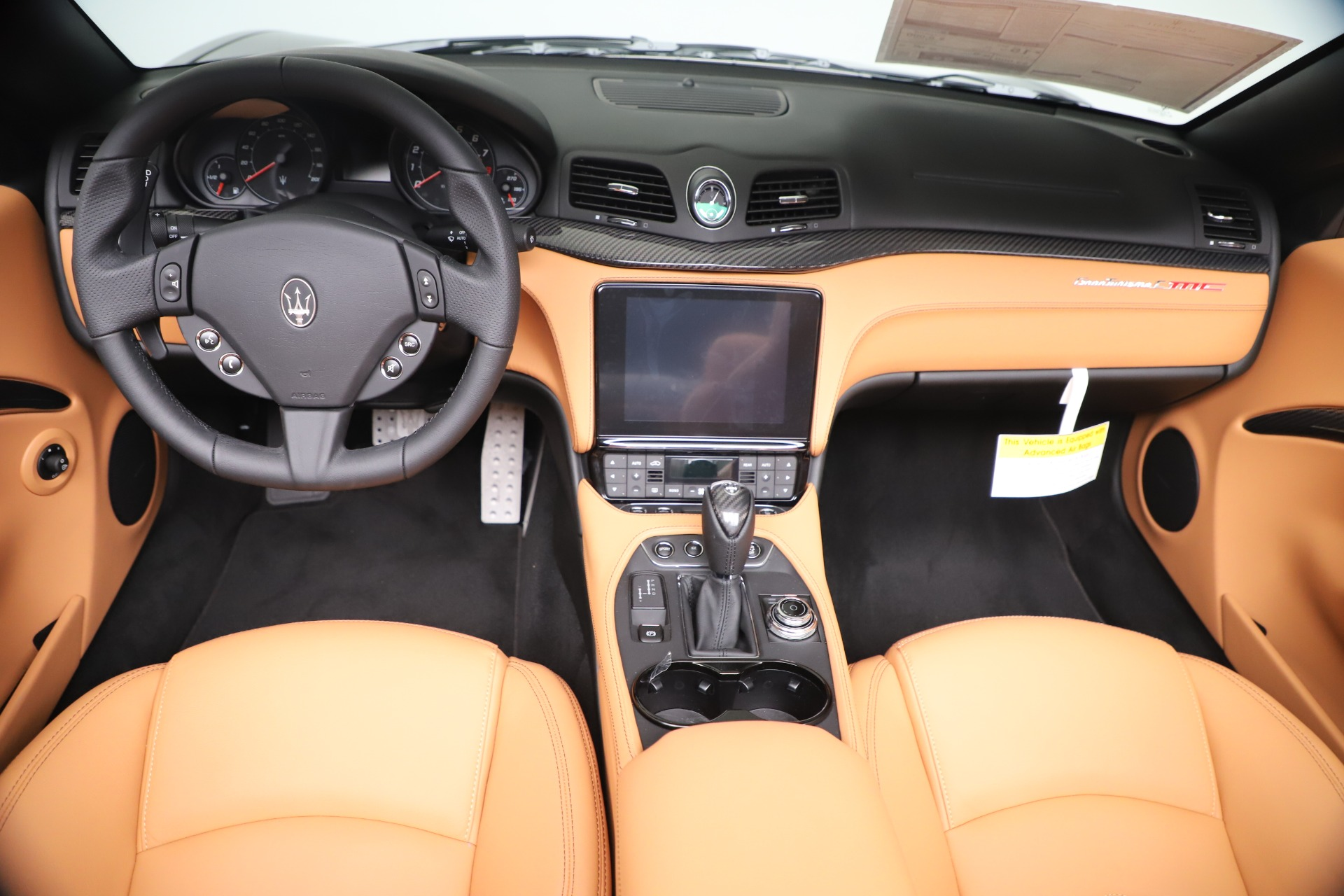 New 2019 Maserati GranTurismo MC Convertible For Sale In Westport, CT 3468_p22
