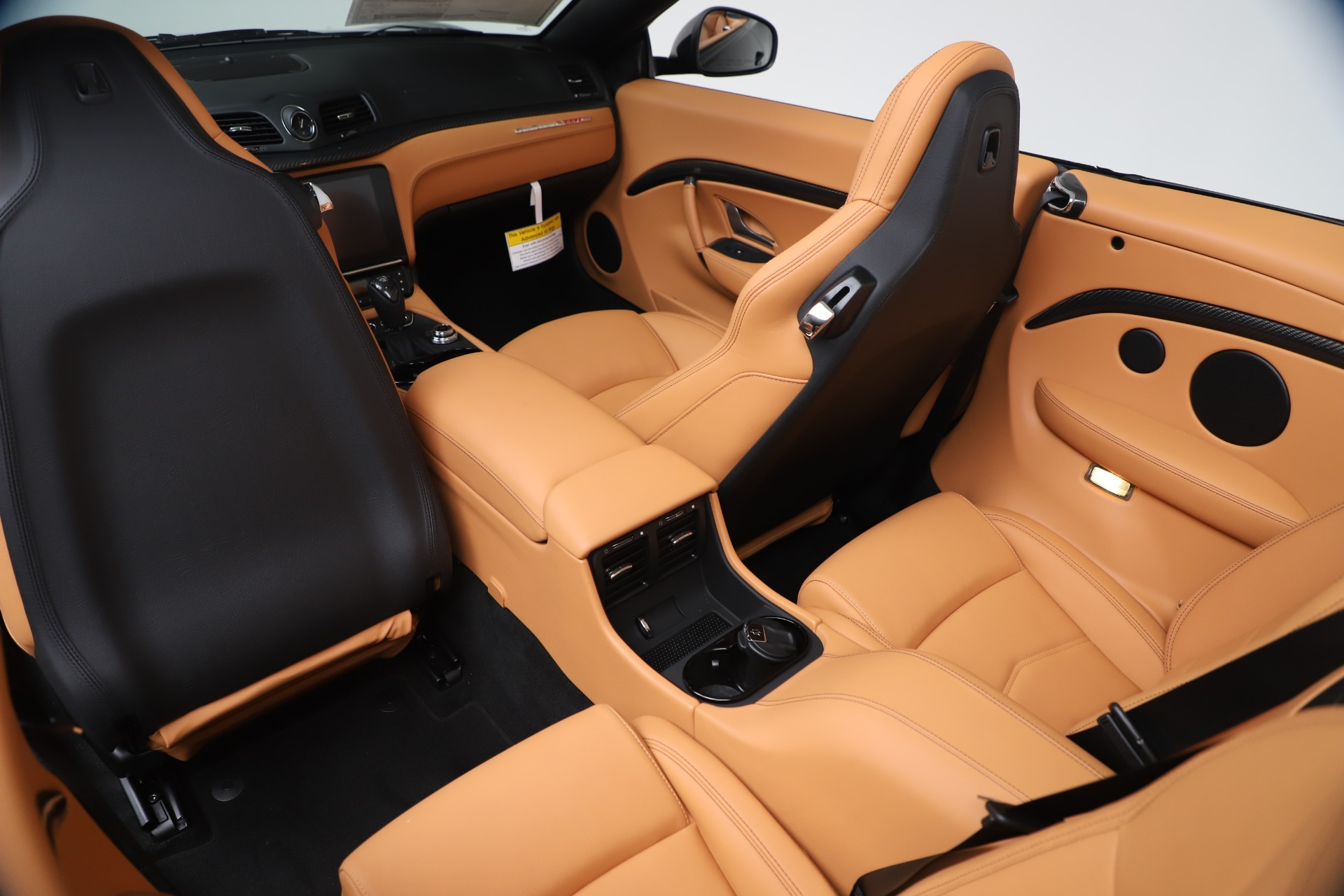 New 2019 Maserati GranTurismo MC Convertible For Sale In Westport, CT 3468_p25