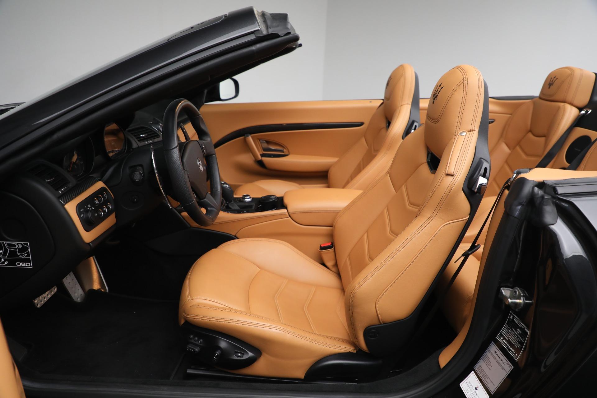 New 2019 Maserati GranTurismo MC Convertible For Sale In Westport, CT 3468_p26