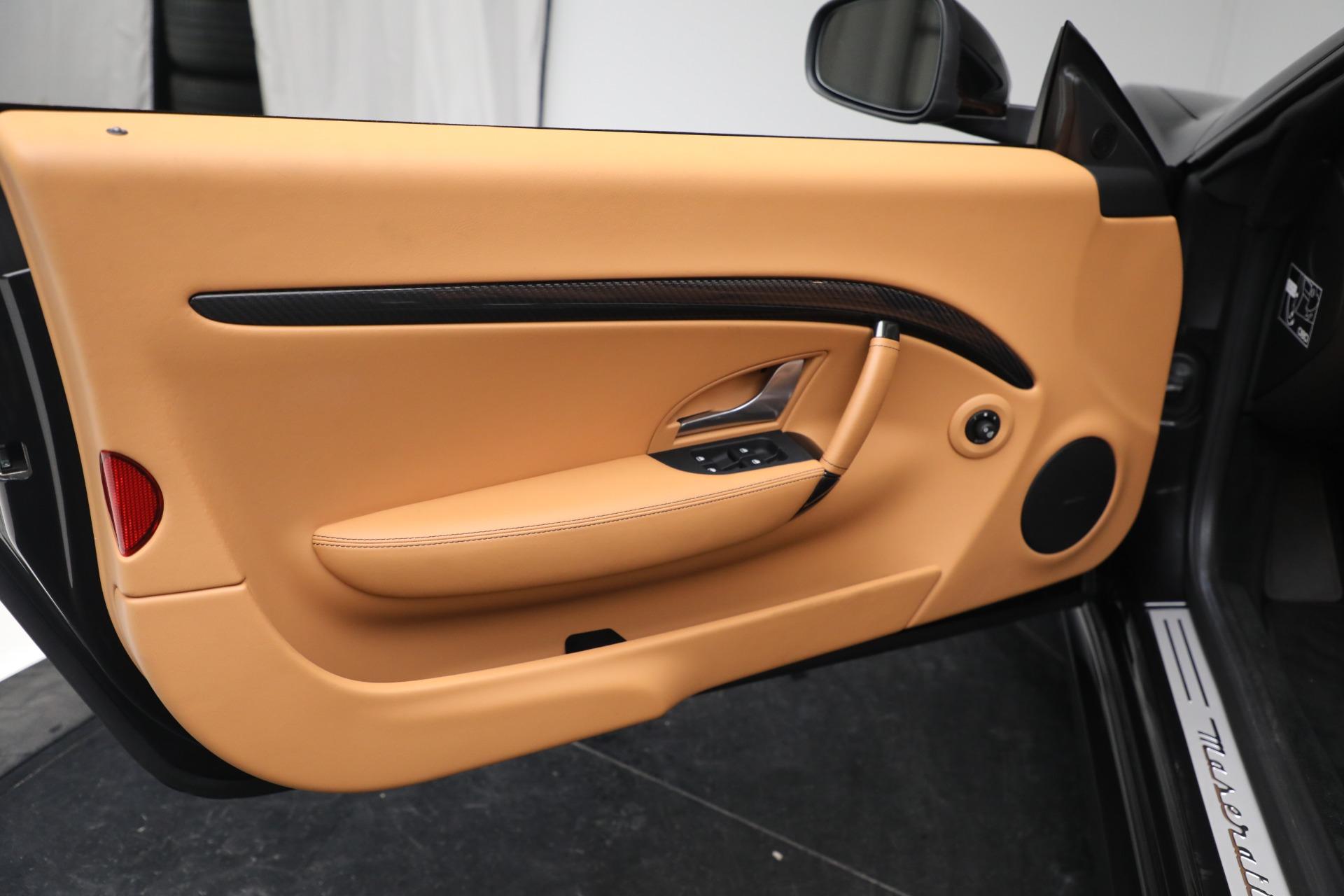 New 2019 Maserati GranTurismo MC Convertible For Sale In Westport, CT 3468_p28