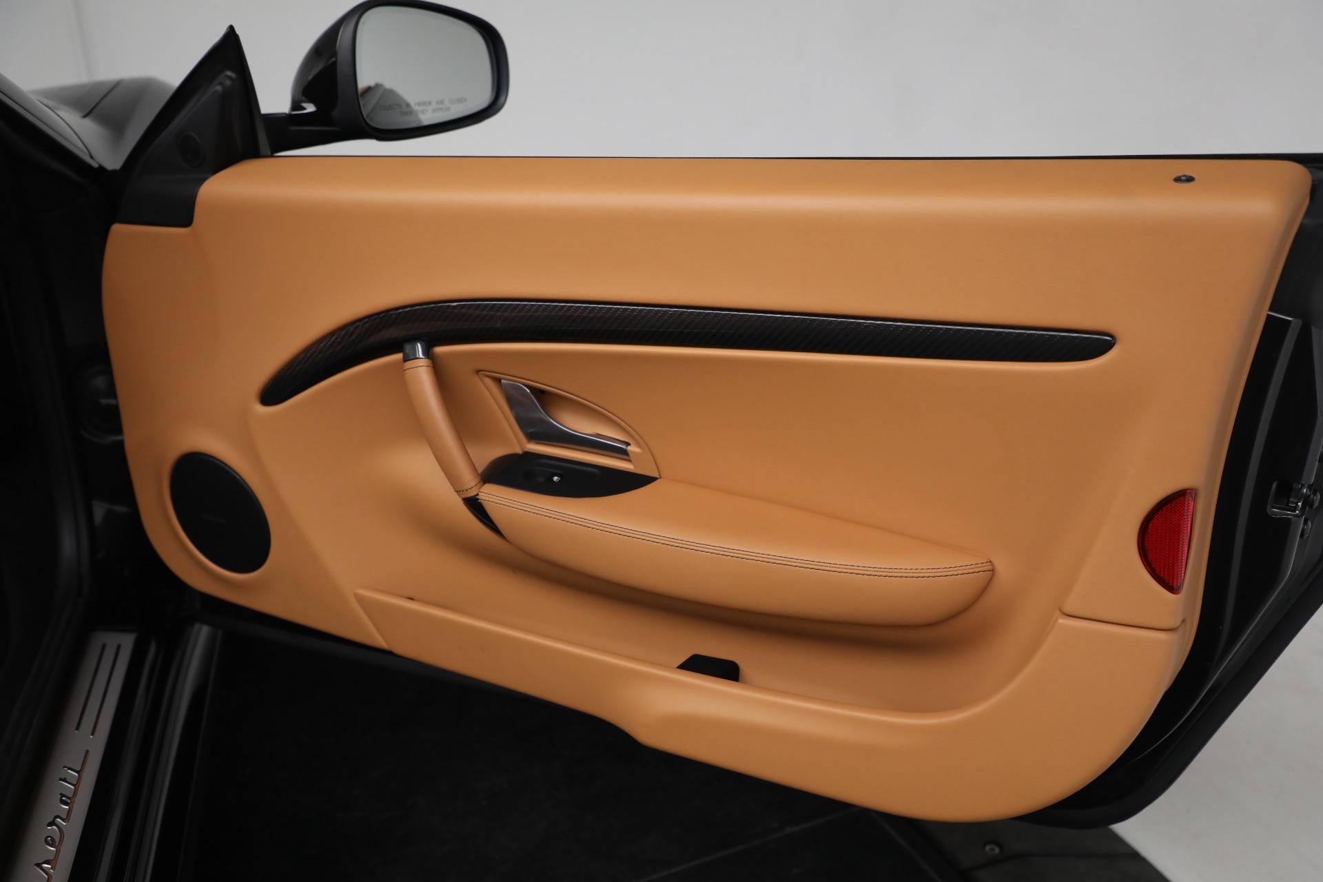 New 2019 Maserati GranTurismo MC Convertible For Sale In Westport, CT 3468_p32
