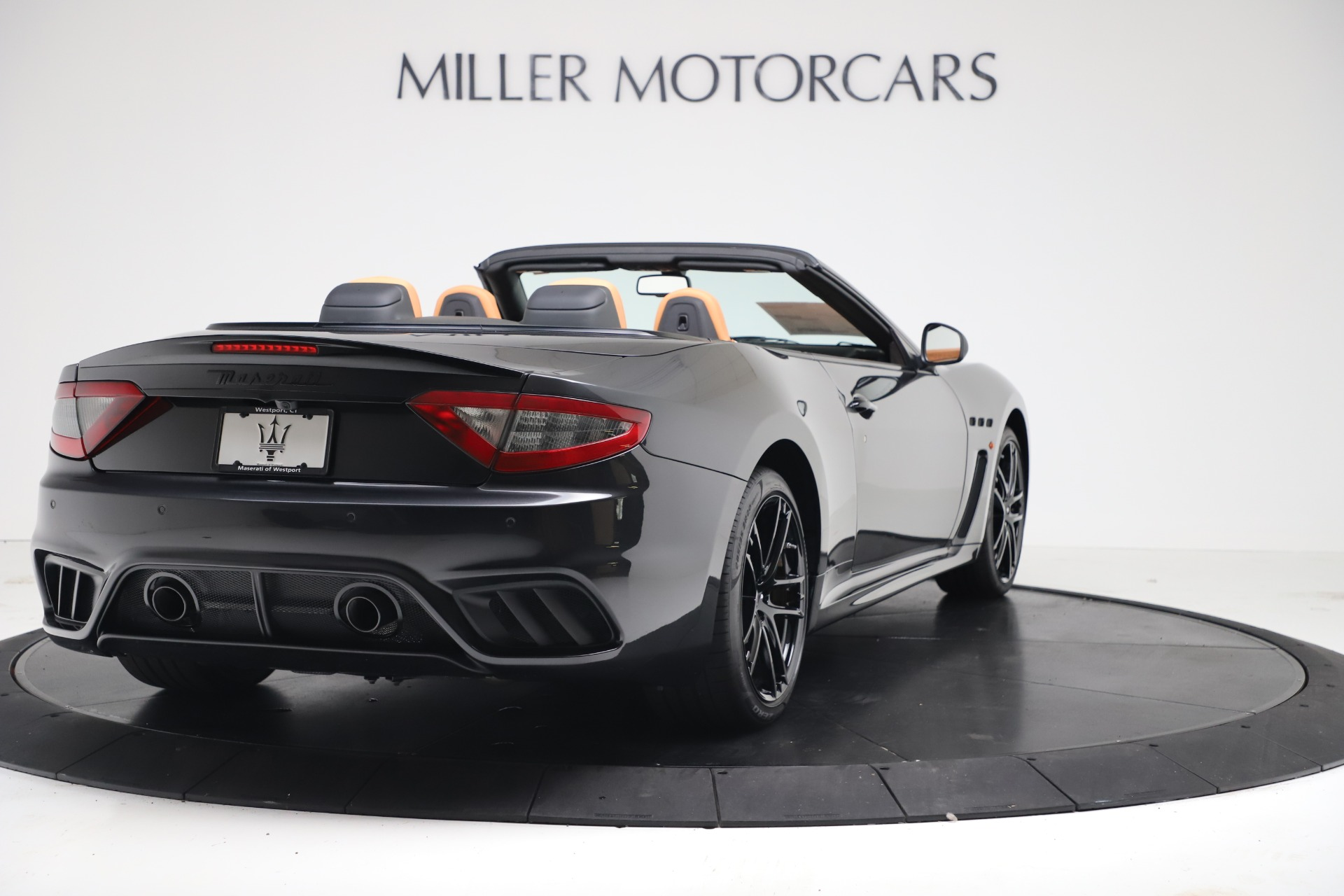 New 2019 Maserati GranTurismo MC Convertible For Sale In Westport, CT 3468_p7