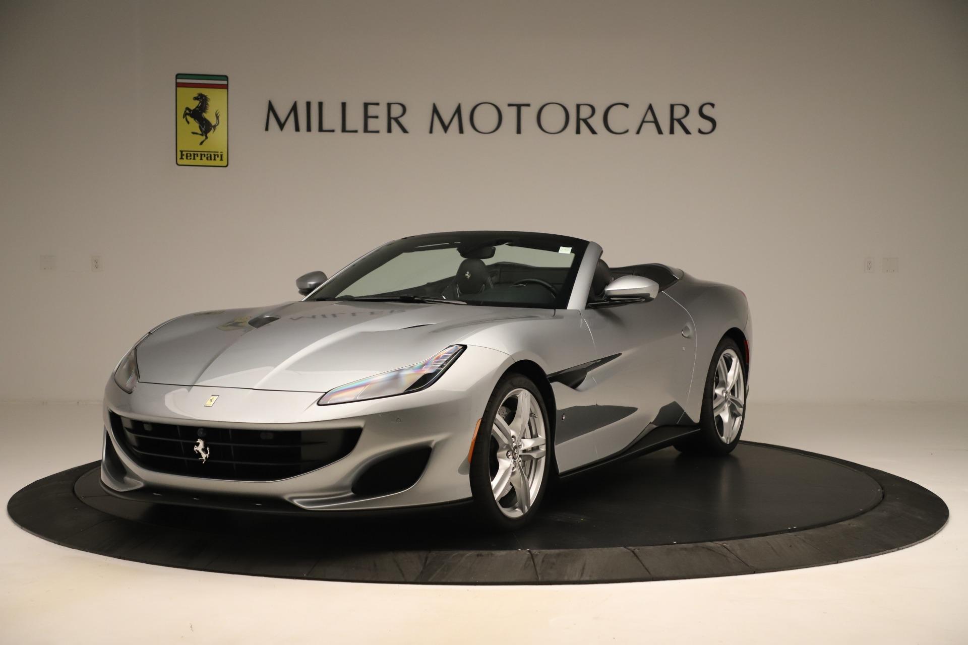 Used 2019 Ferrari Portofino  For Sale In Westport, CT 3470_main