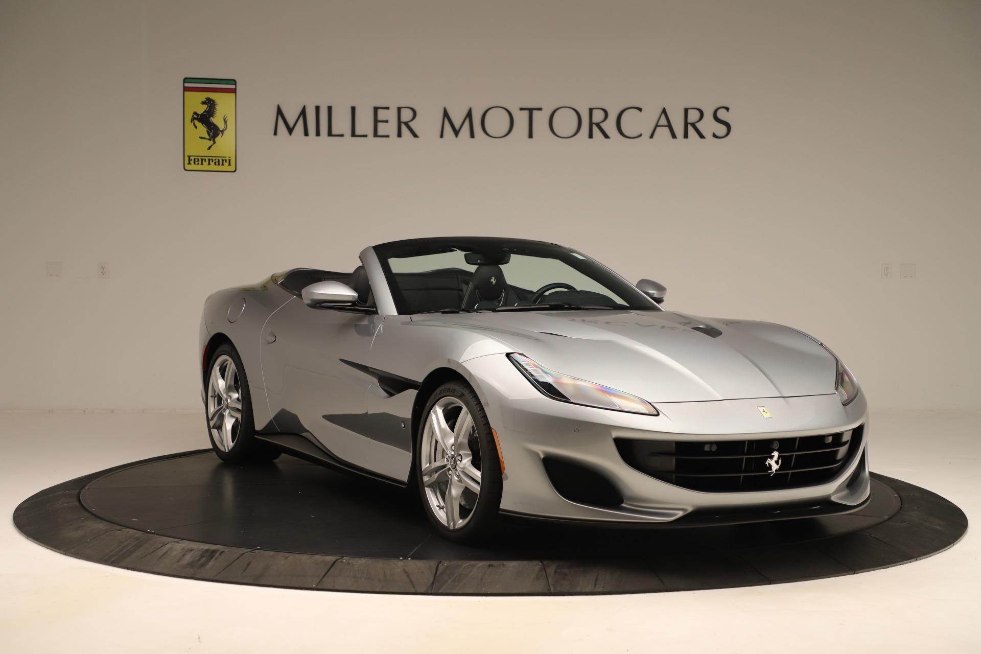 Used 2019 Ferrari Portofino  For Sale In Westport, CT 3470_p11
